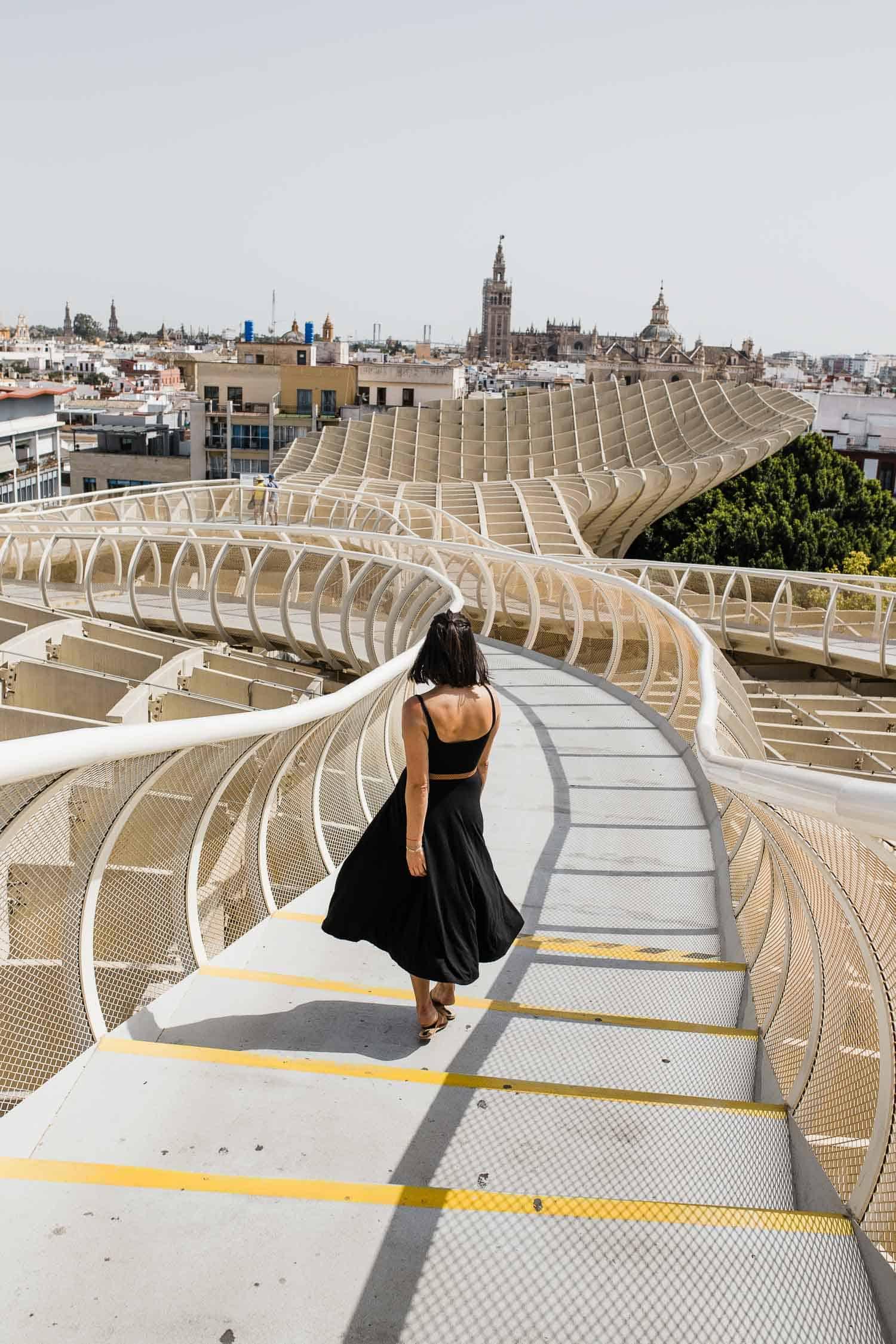 Jessica in Europe