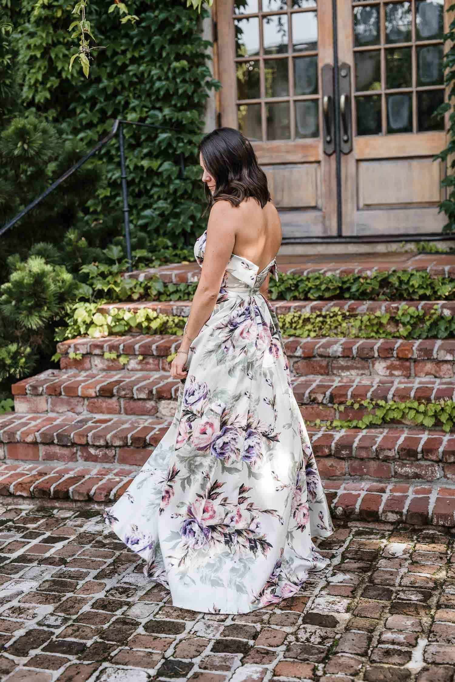 Formal Wedding Guest Attire by Jessica Camerata