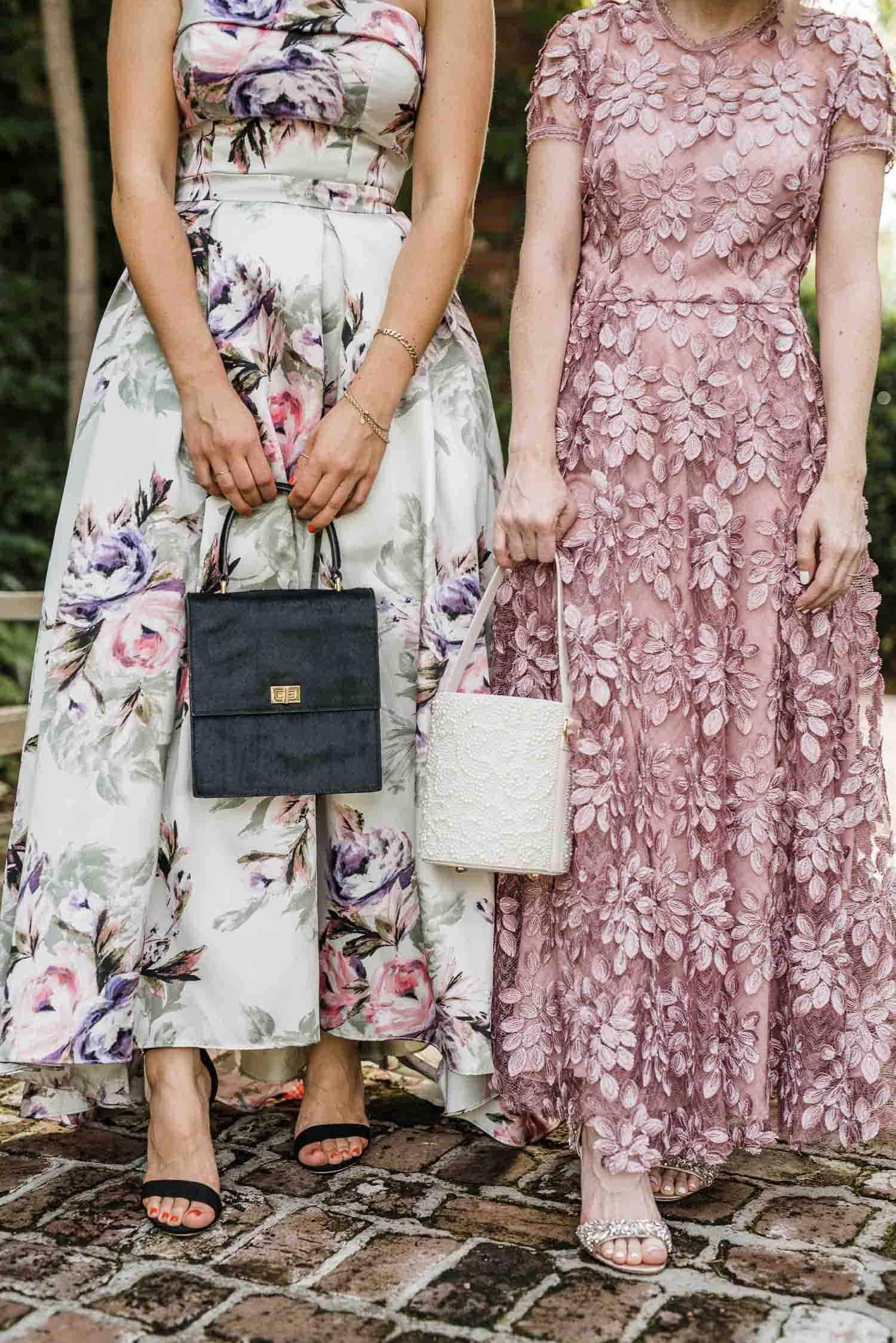 Black Tie Wedding Accessories