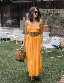 The Summer Color I'm Crushing On