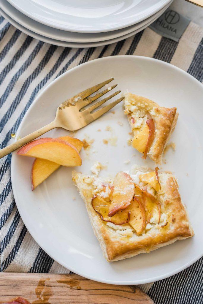 Peach Tarts Recipe