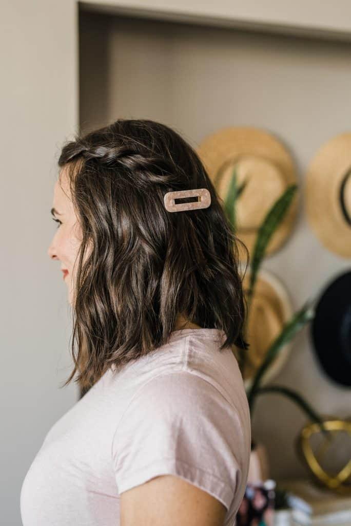 Rope Braid Hair Tutorial by Jessica Camerata