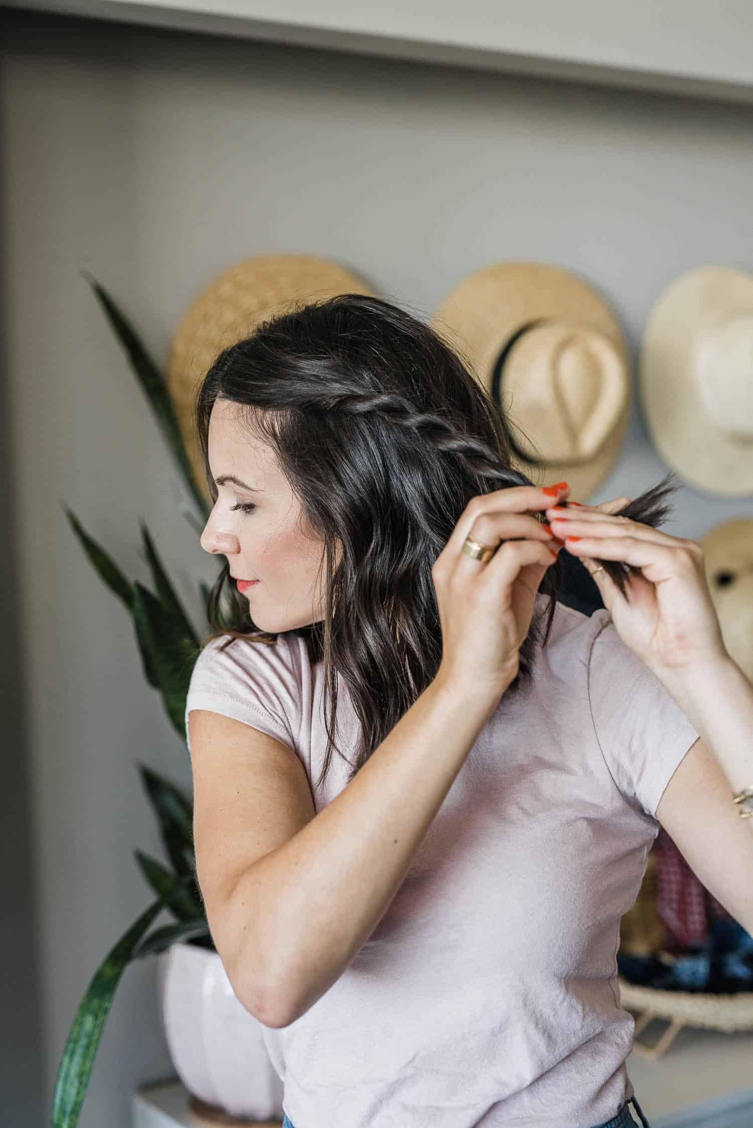 My Style Vita is sharing a hair tutorial for short hair
