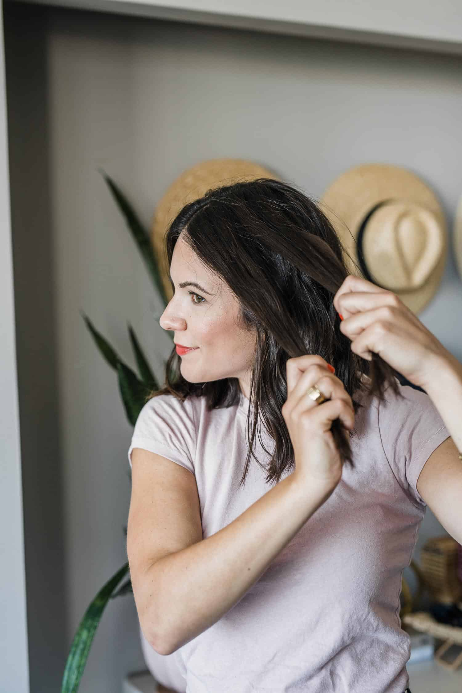 French Rope Braid Tutorial - Step By Step
