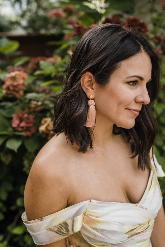 preppy earrings