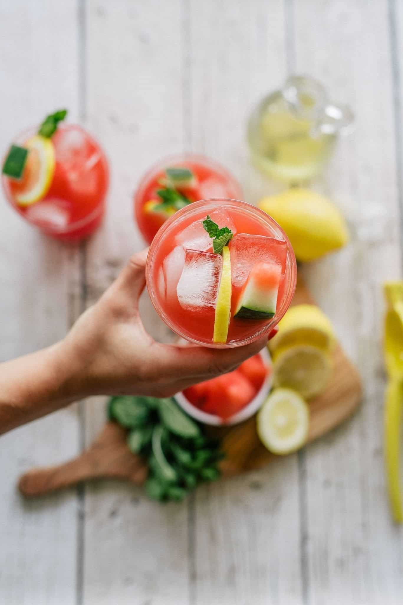 A Refreshing Drink Recipe For Summer