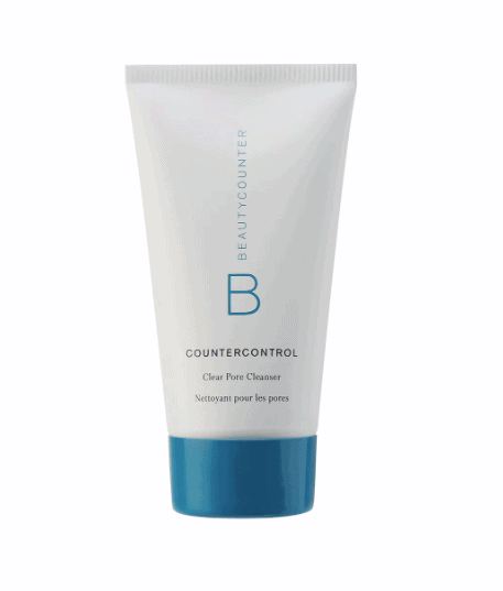 Clean Beauty Favorites Beautycounter cleanser