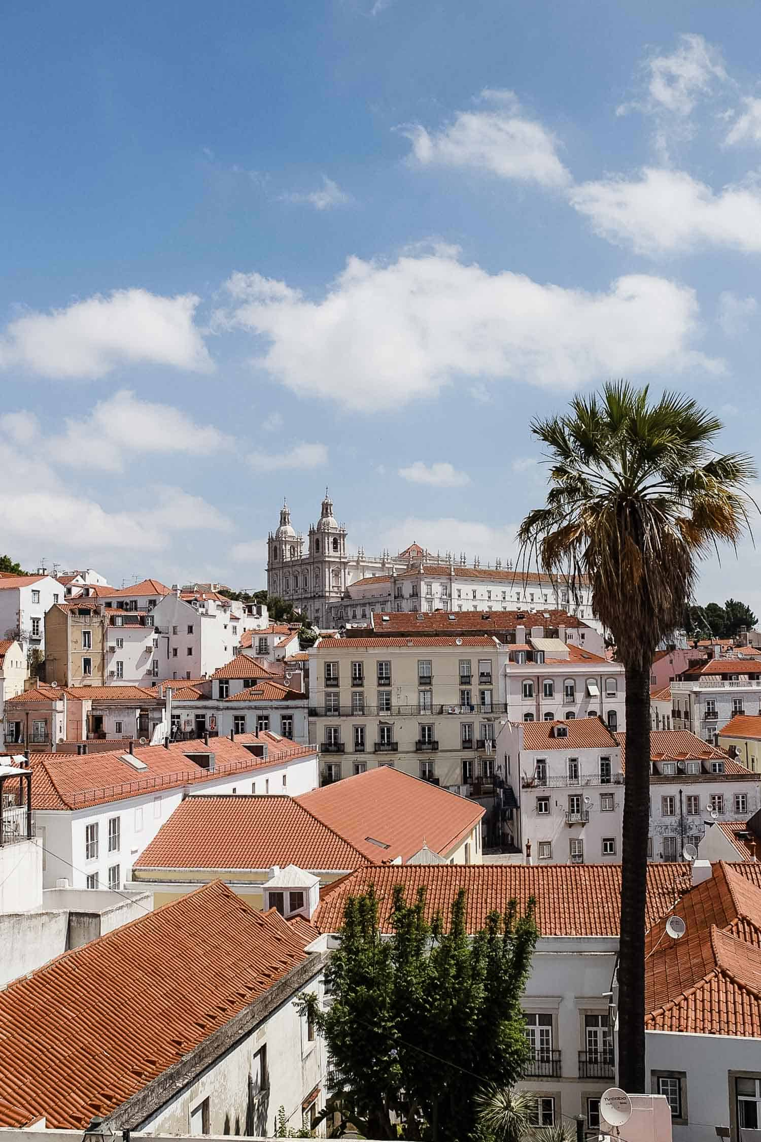 Best photo locations in Lisbon