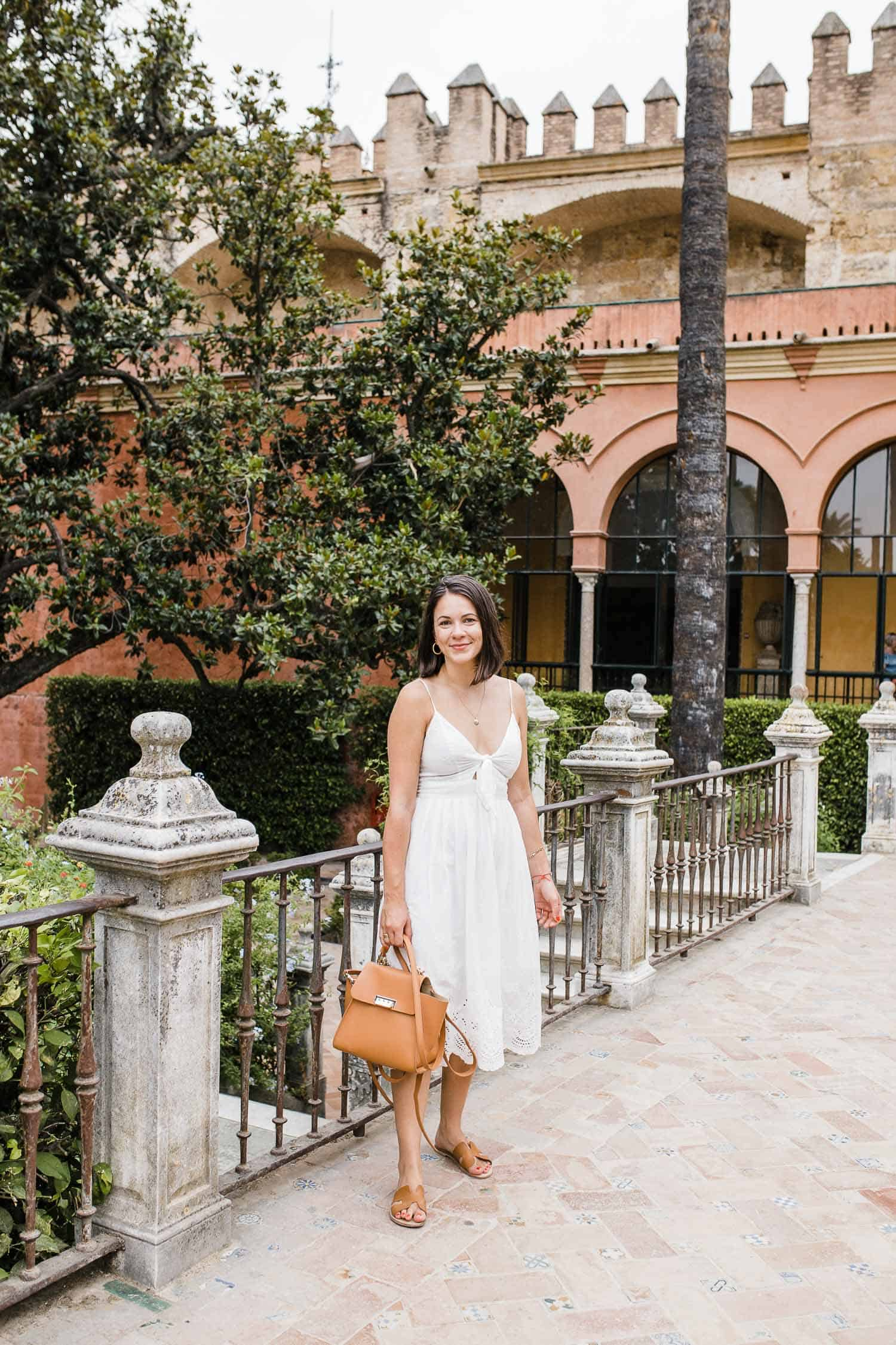 A Day In Sevilla with Jessica