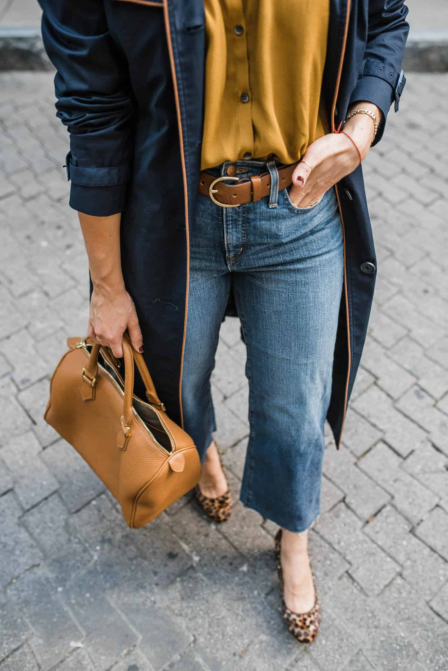 Fall Color Combination outfit