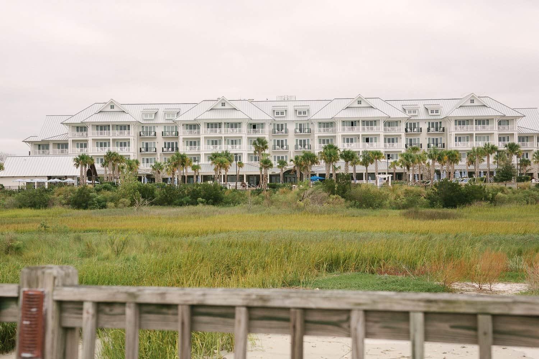 The Beach Harbor Hotel