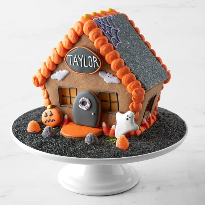 gingerbread house - Halloween Hostess Gift Ideas