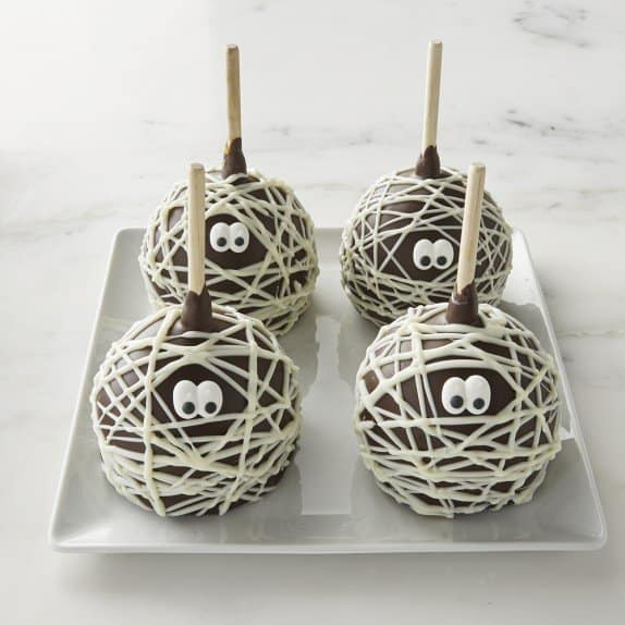 halloween candy apples - Halloween Hostess Gift Ideas