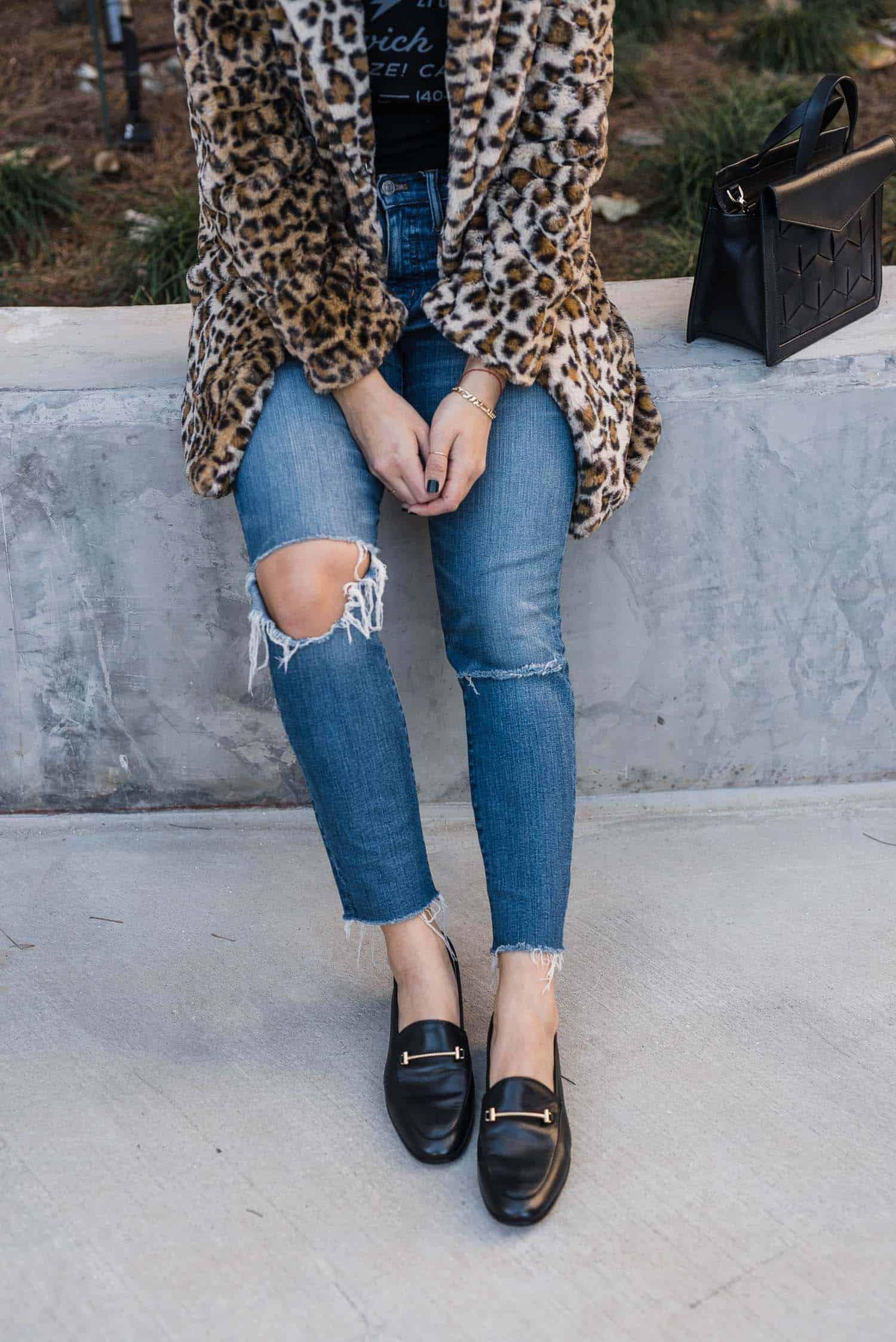 Faux Fur Coats outfit ideas