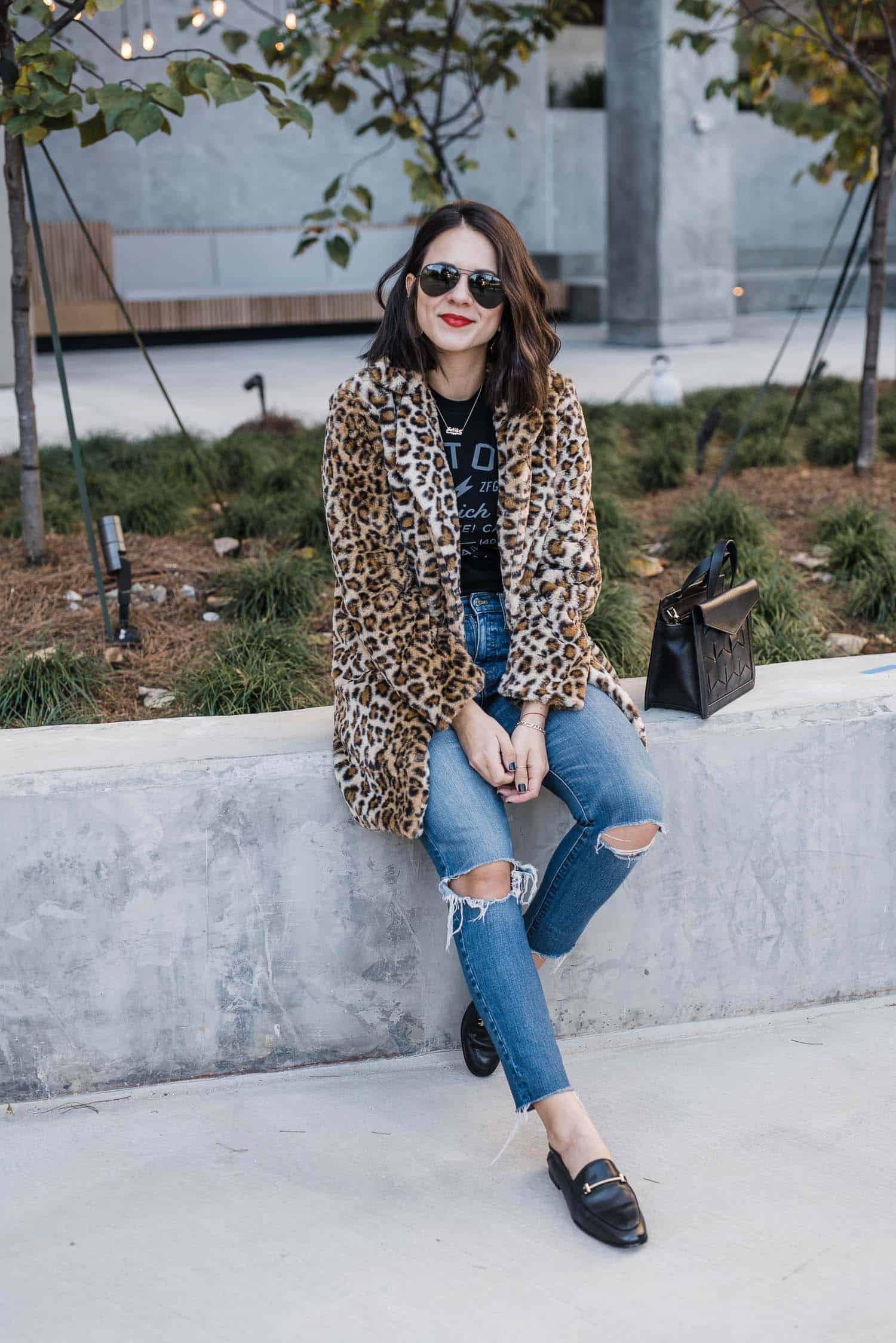 The Best Faux Fur Coats Under $200