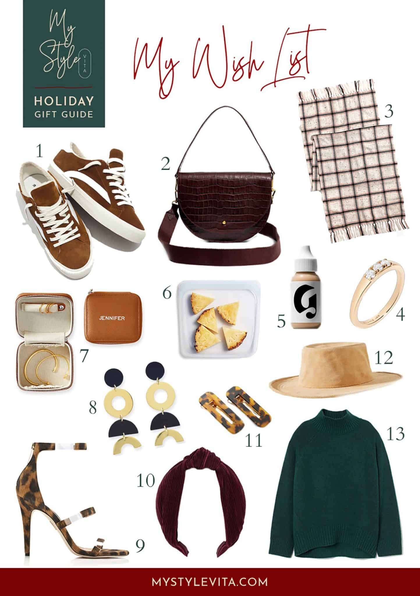 Holiday Gift Guides - wish list