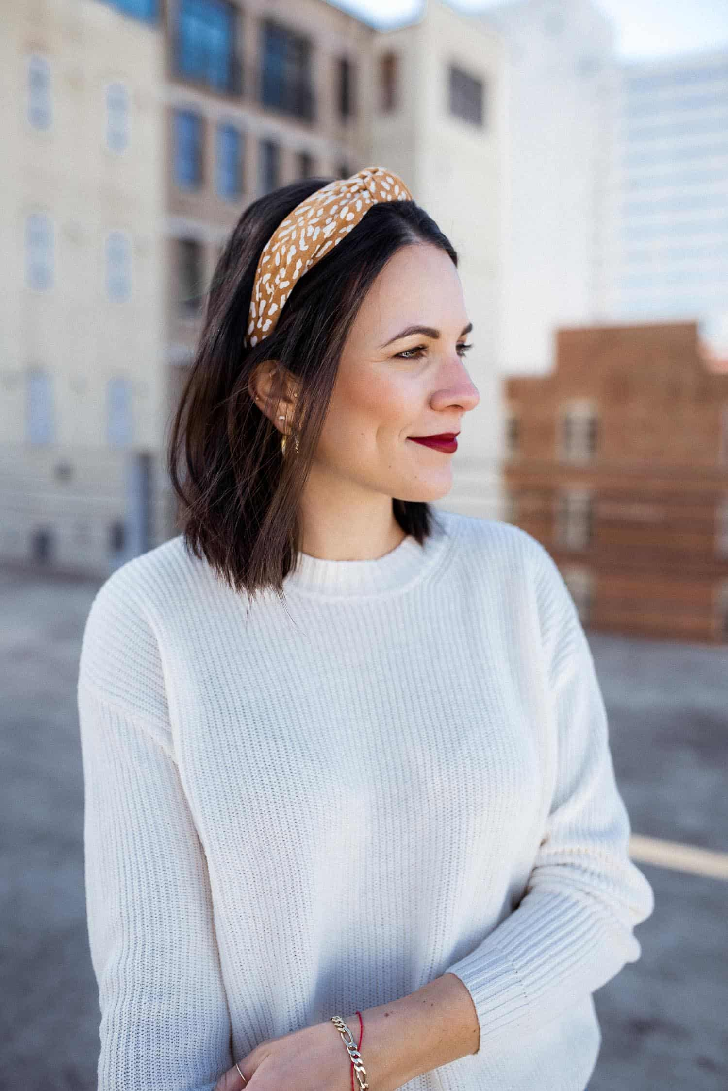 How To Wear Headbands Multiple Ways