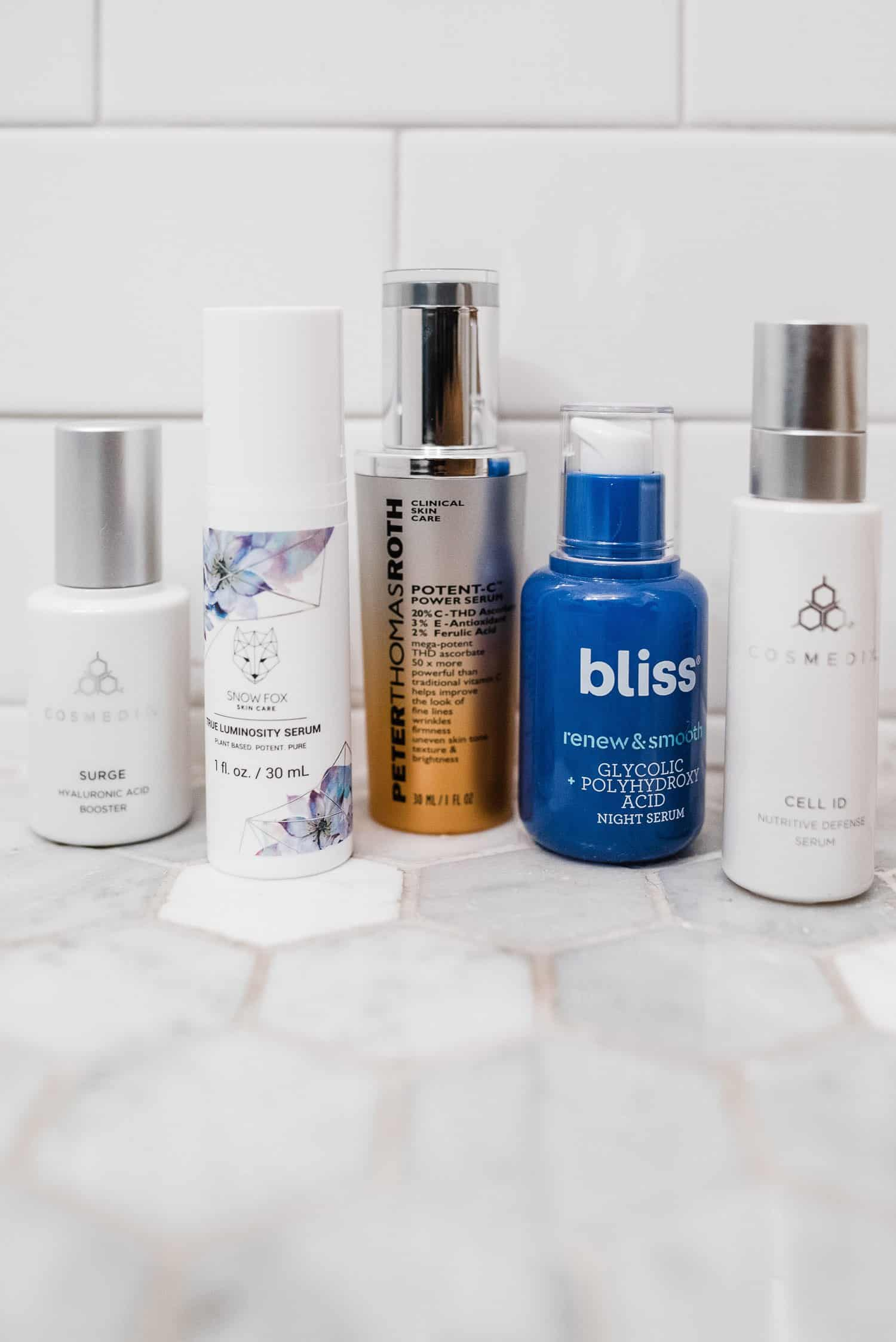 The Different Types Of Serums You Should Try