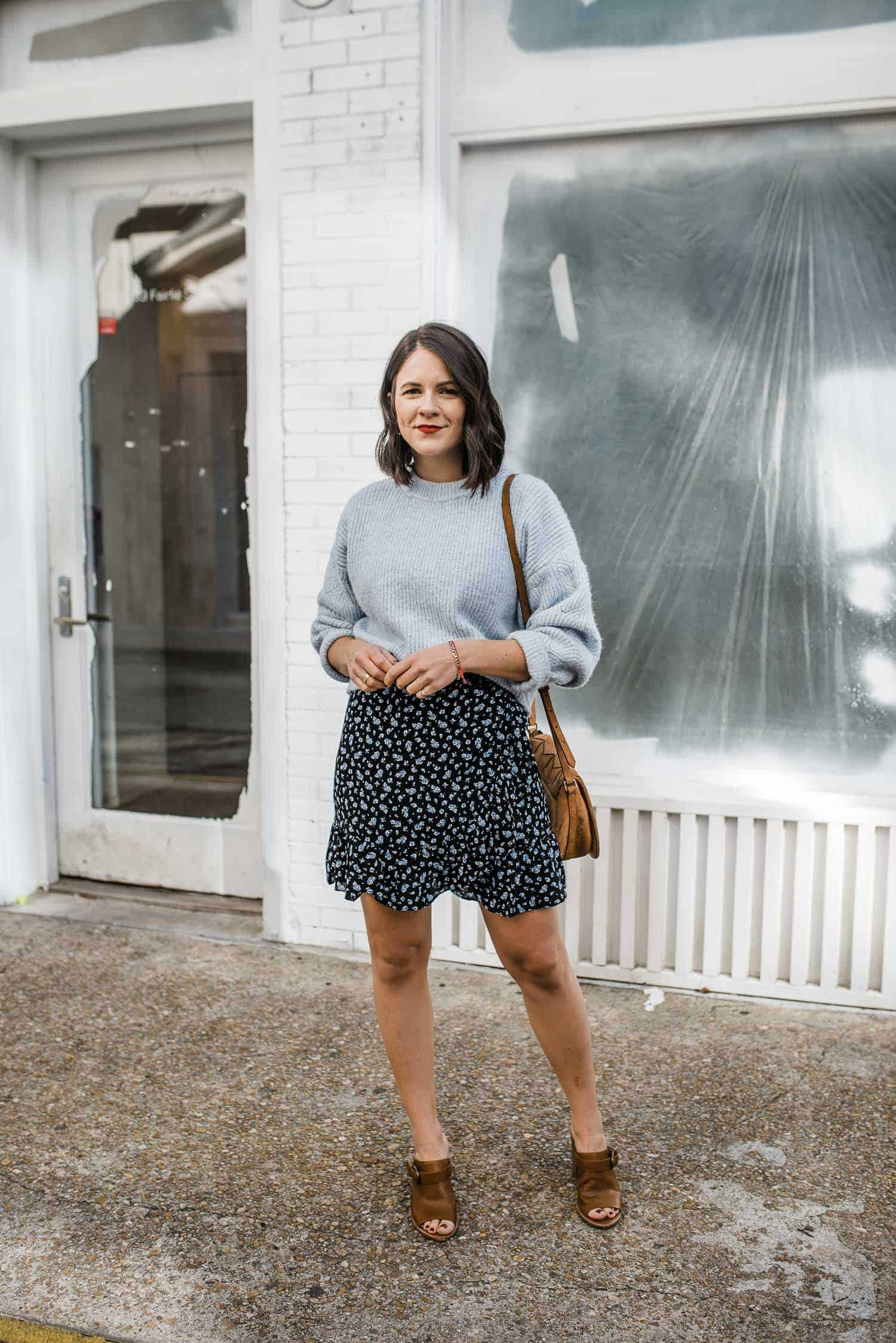 what to wear on a chilly spring day