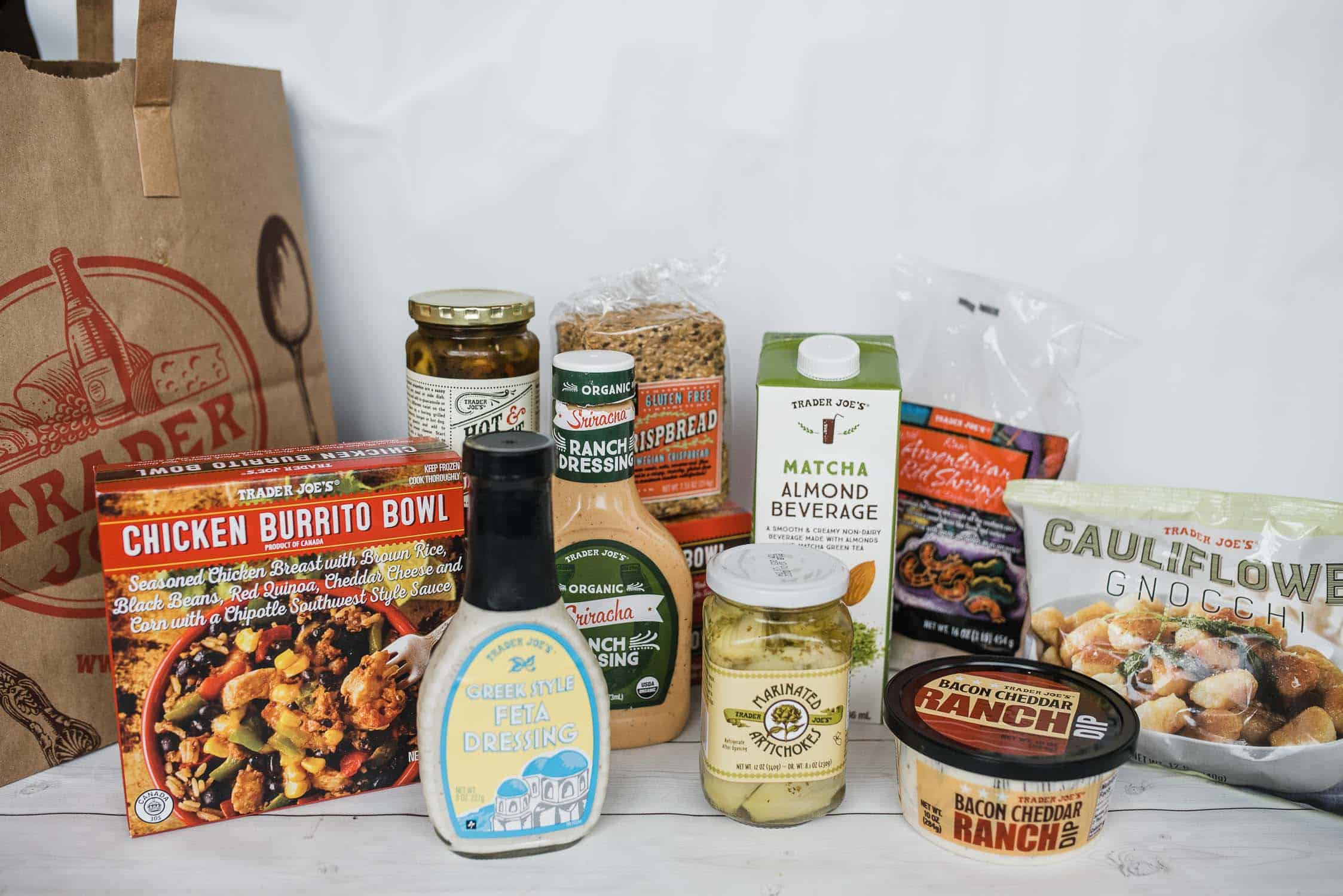 The best Trader Joes products and a review