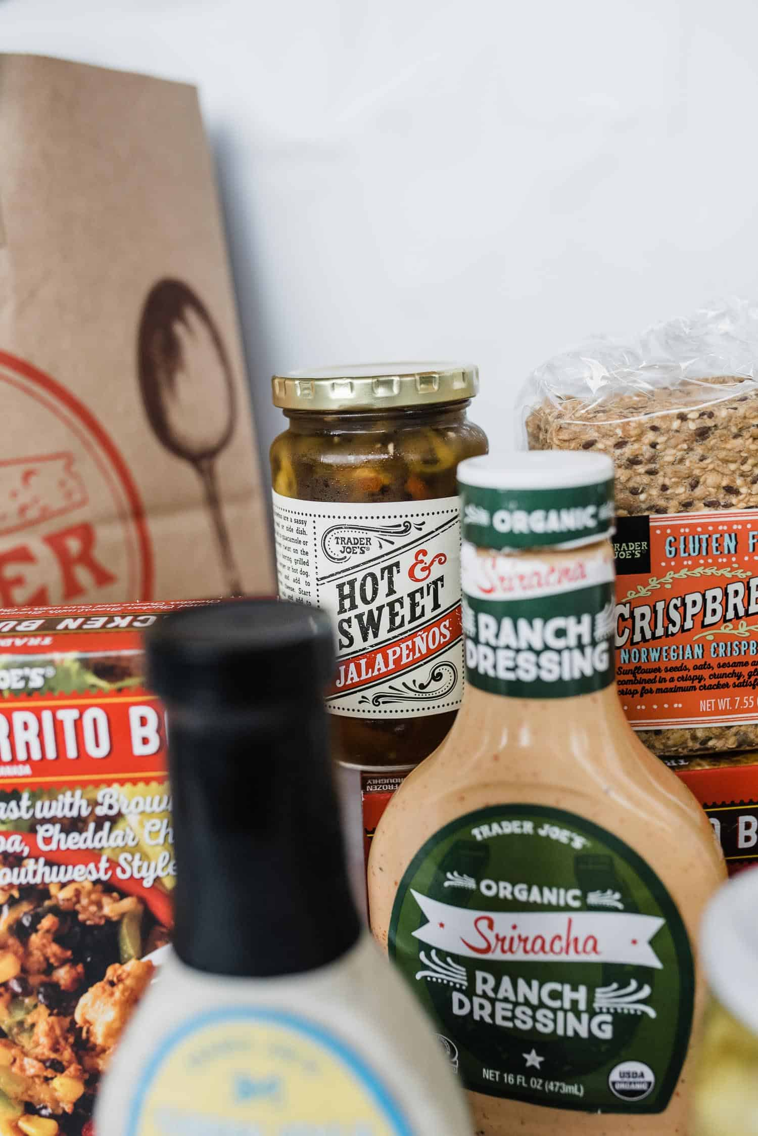 Trader Joes Review Products