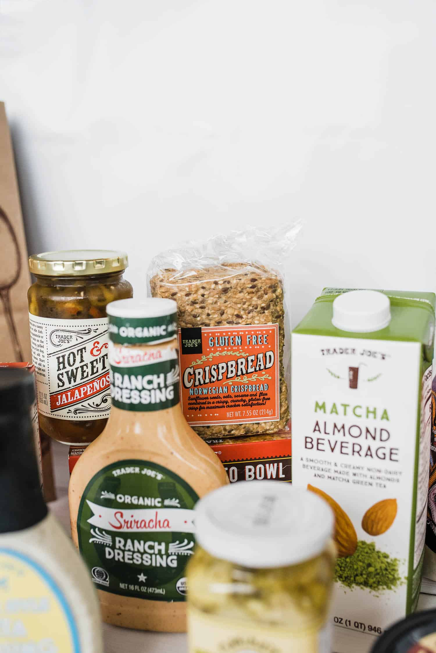 best sauces and dips at Trader Joes