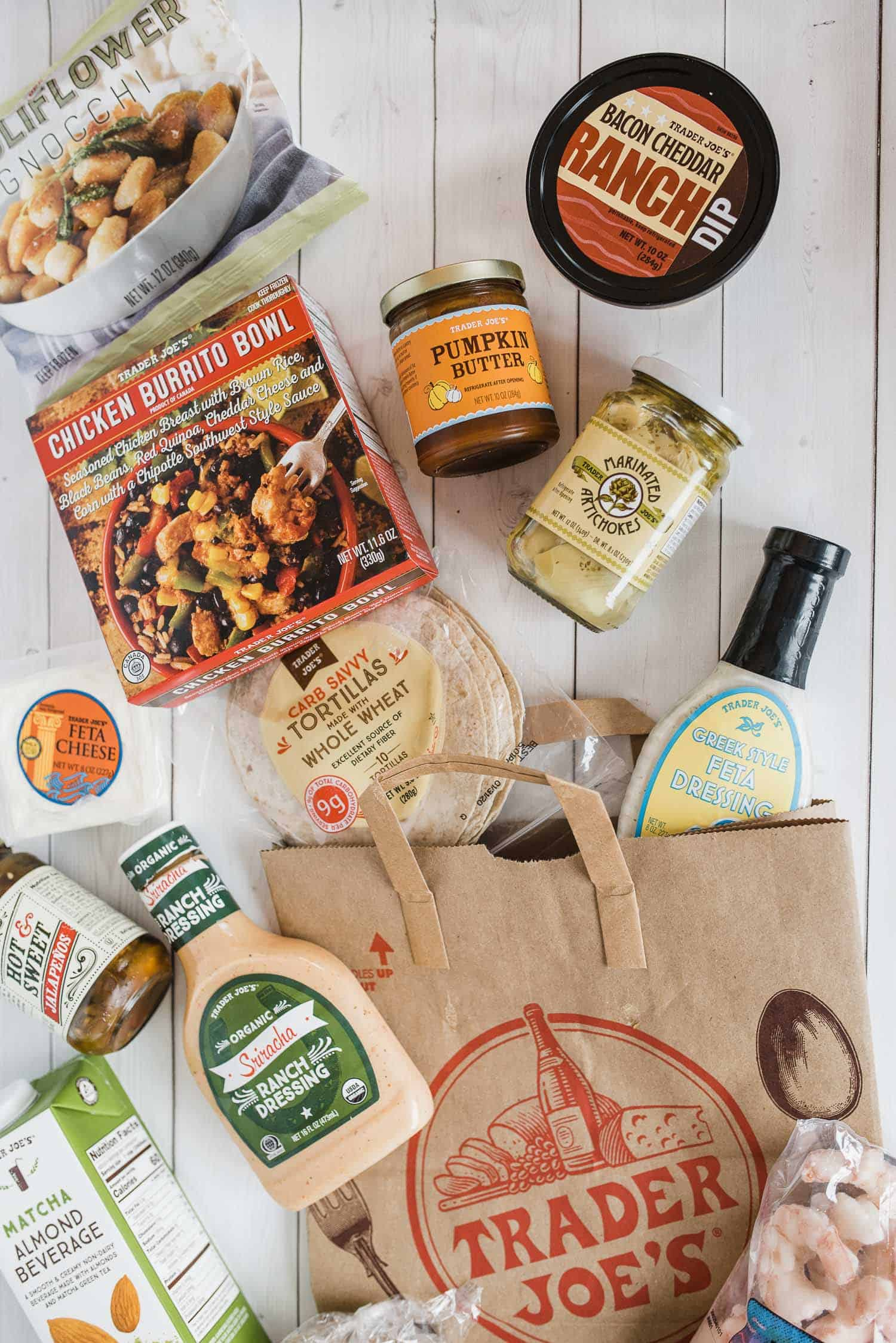 best things to buy at trader joes