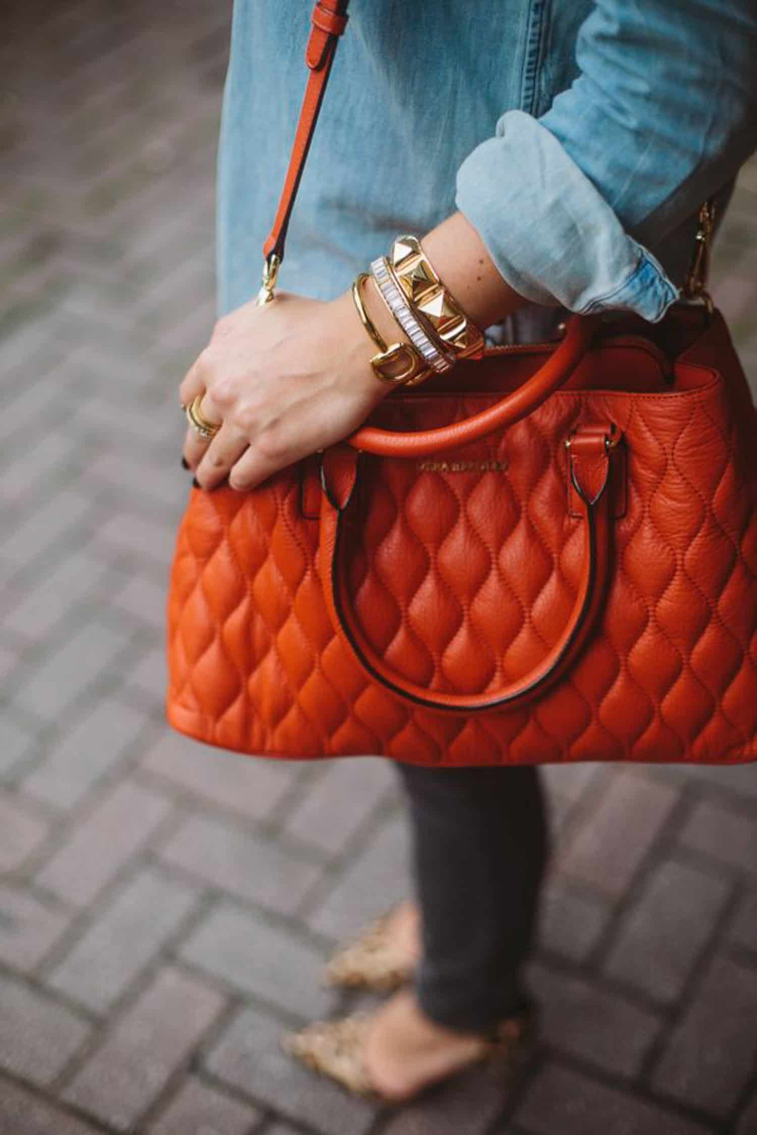 The Best Red Leather Bags