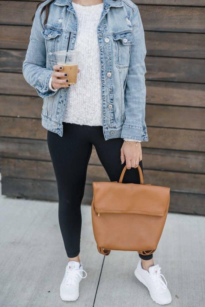 Gigante Correspondiente a Menos que  How To Style Reebok Classics Like A Fashion Blogger - My Style Vita