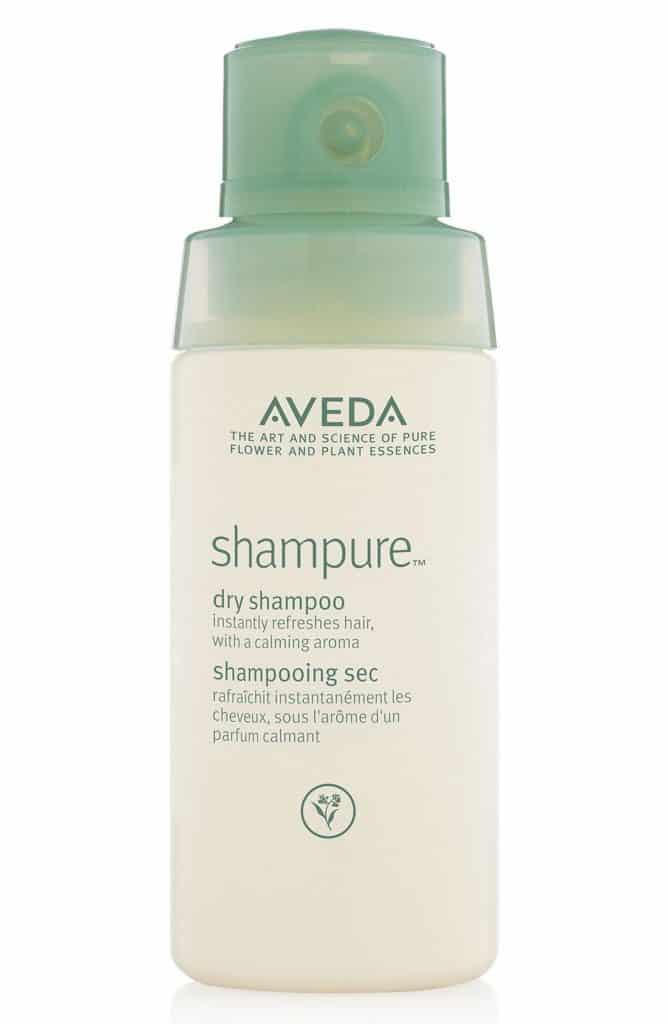 Aveda dry shampoo review