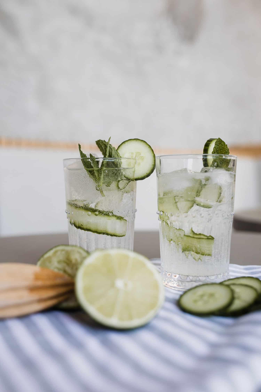 cucumber collins cocktail recipe