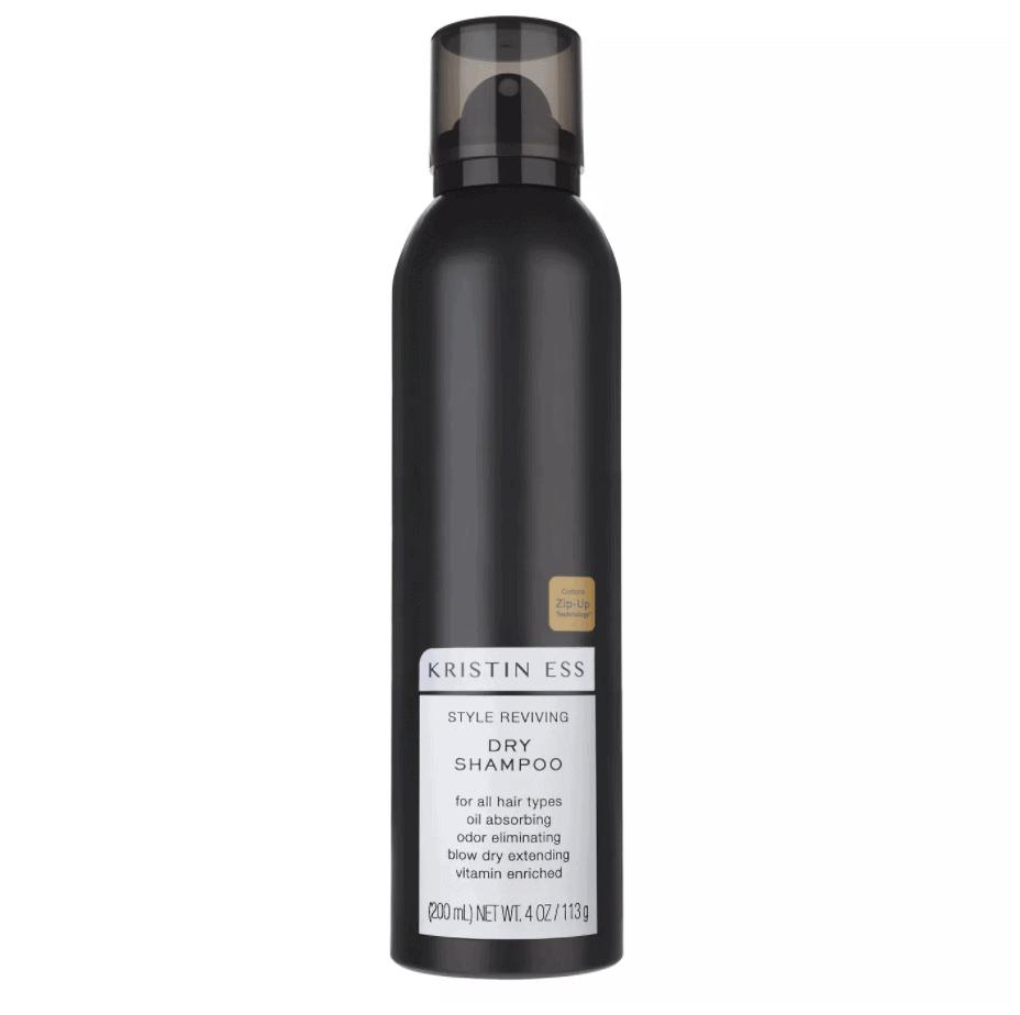 Kristin Ess Dry Shampoo Review
