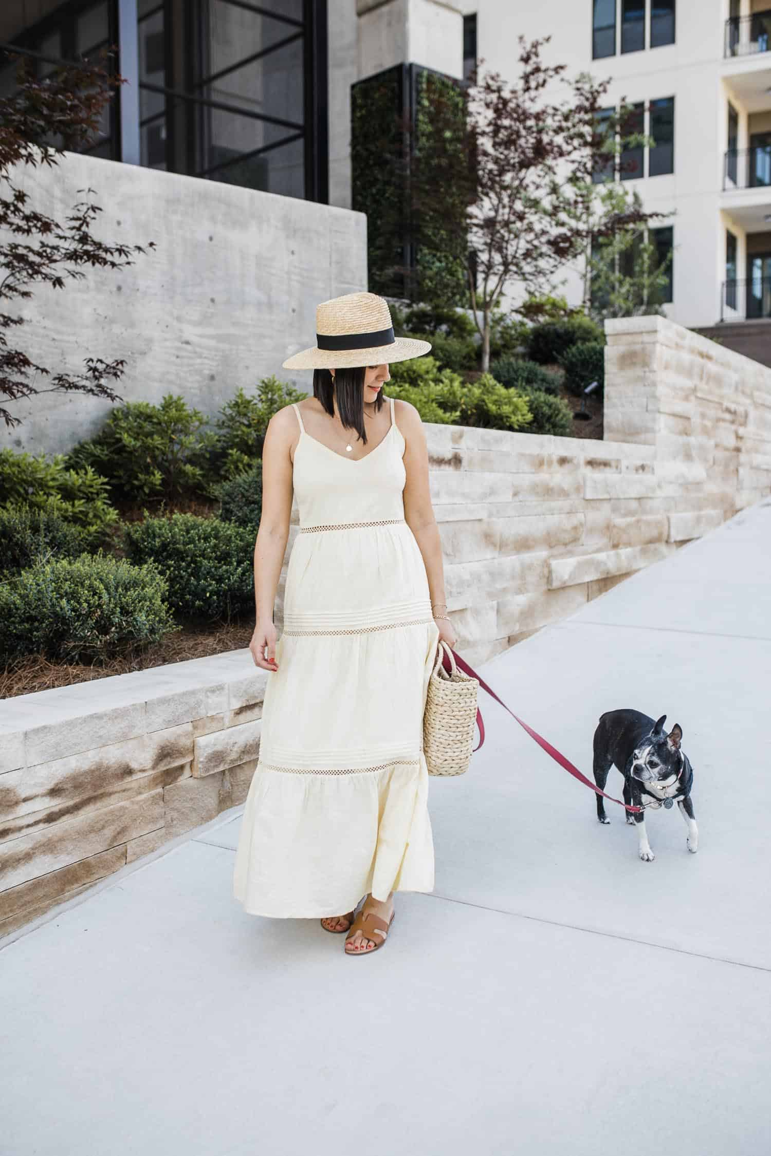 the best summer maxi dresses