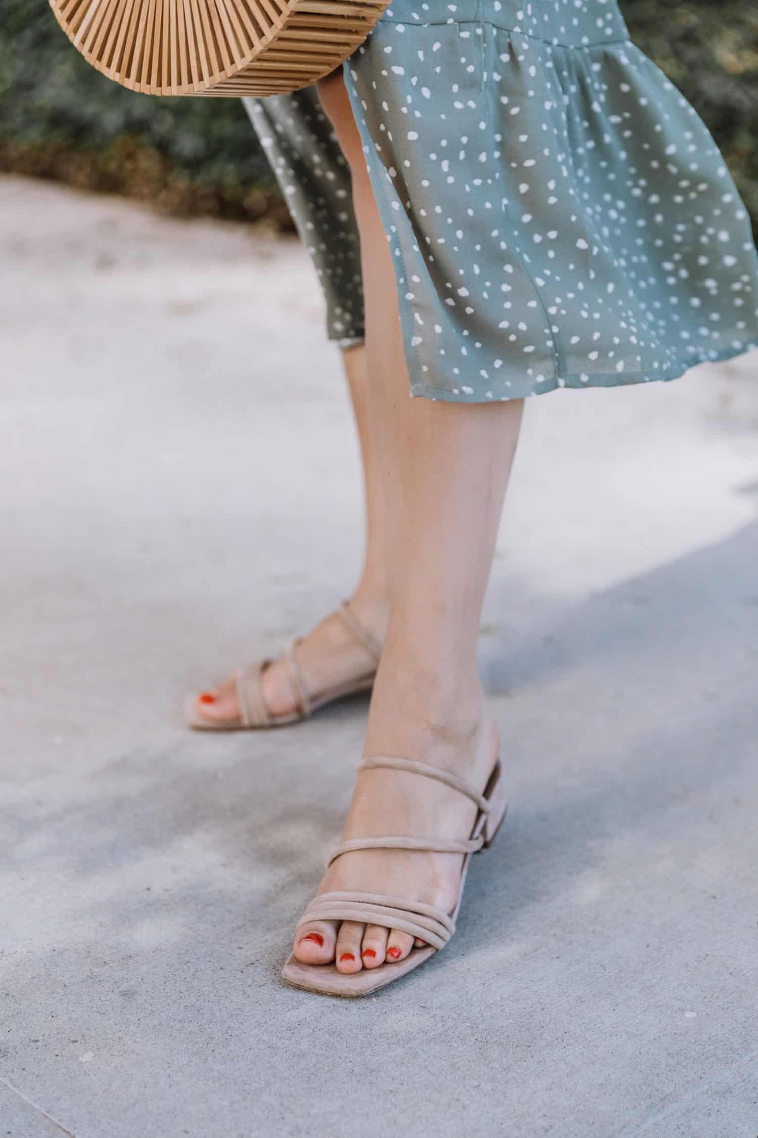 M Gemi sandals