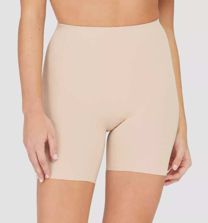 Assets By SPANX Thintuition Shaping Mid-Thigh Short review