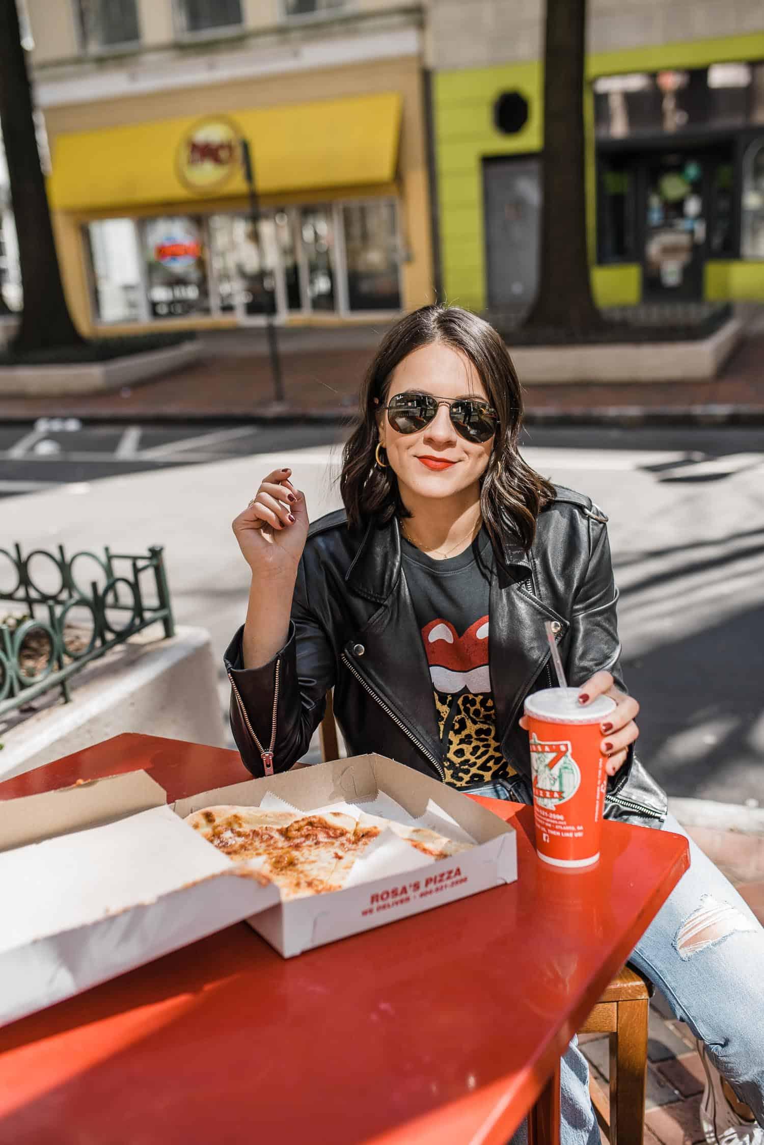 Best pizza in Atlanta, Rosas Pizza
