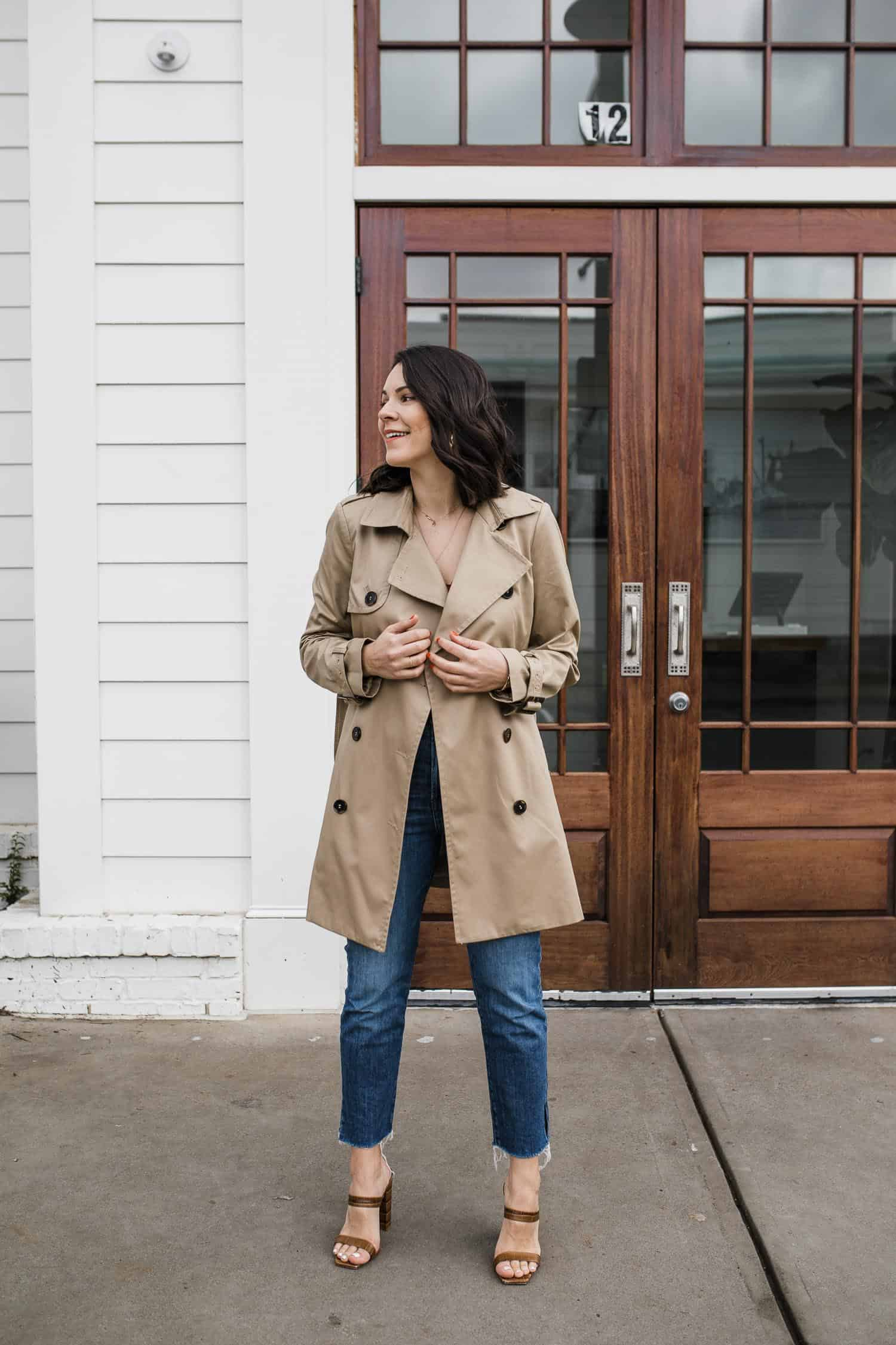 the best trench coats under $200