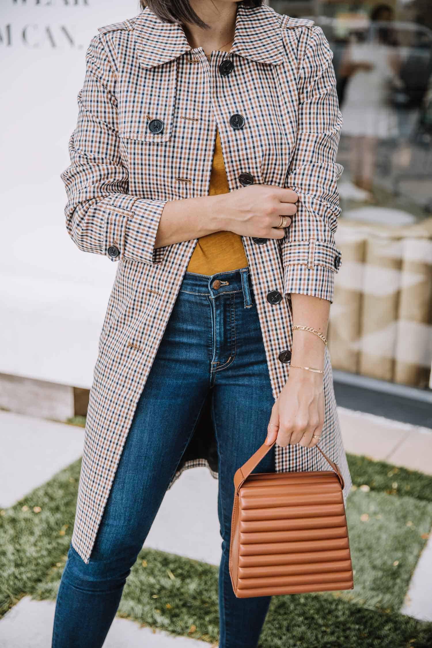 affordable fall trench coats