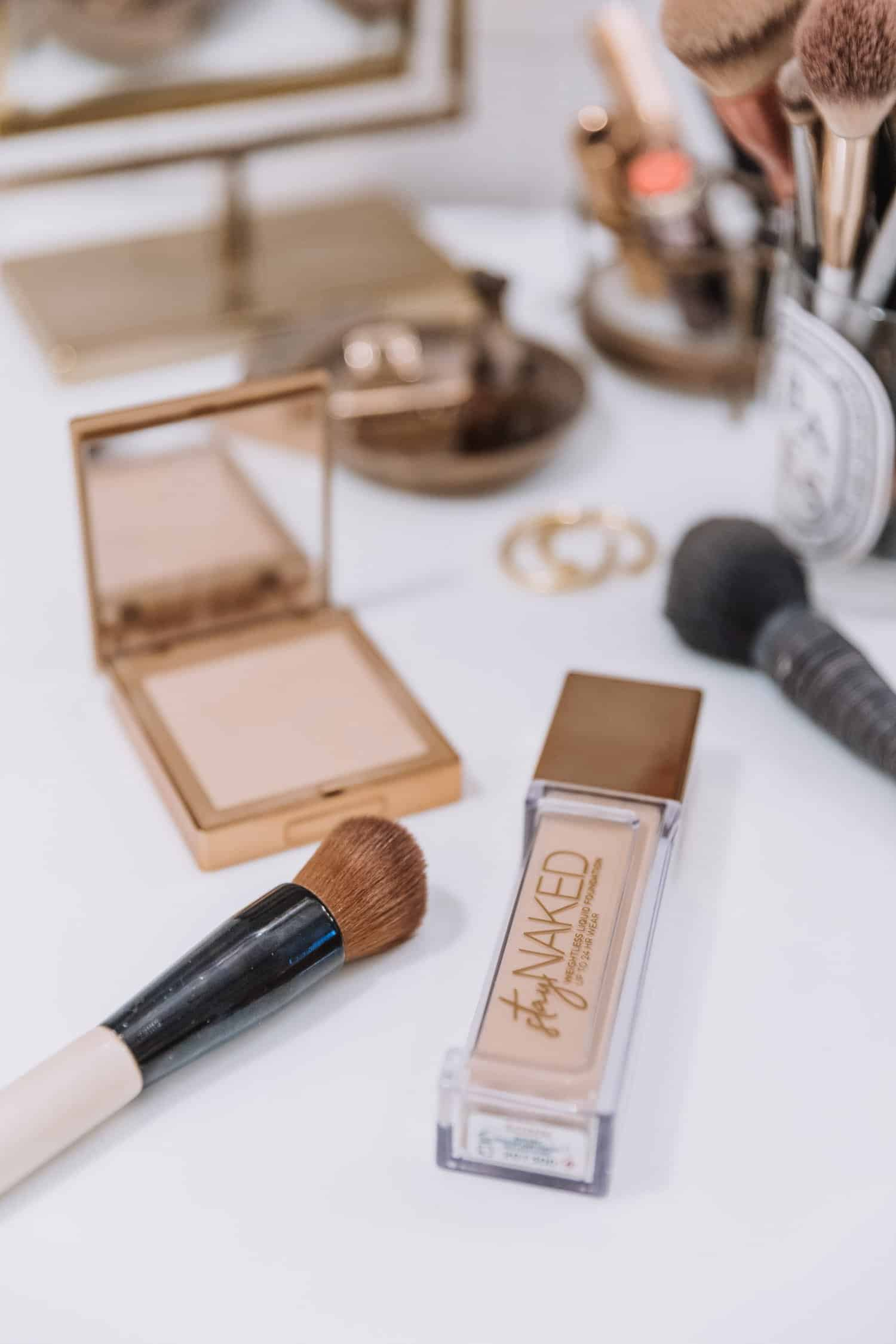 Urban Decay Stay Naked Foundation Review