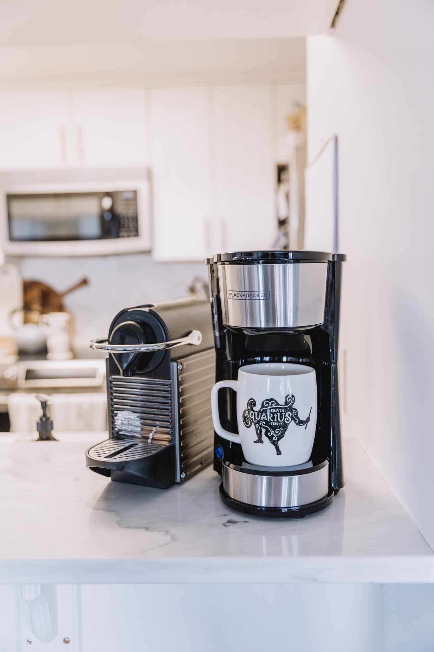 best coffee makers for small kitchens