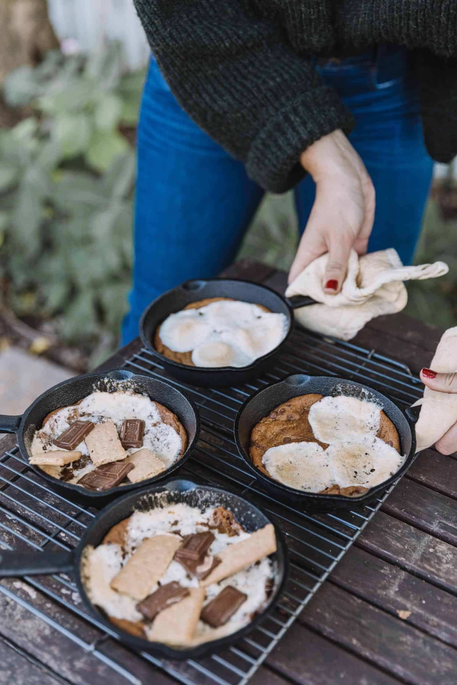 cast iron dessert ideas