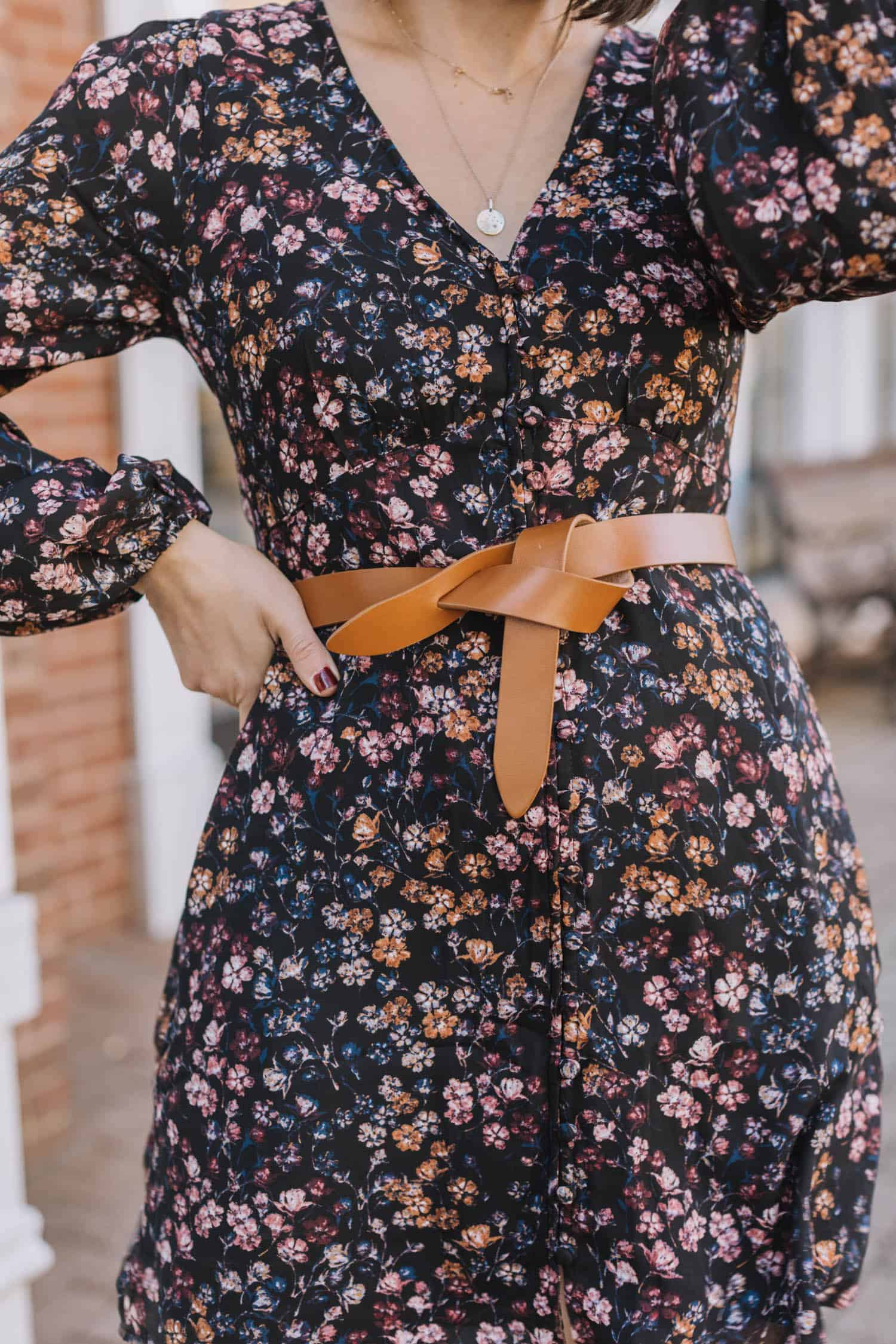 flower fall dresses