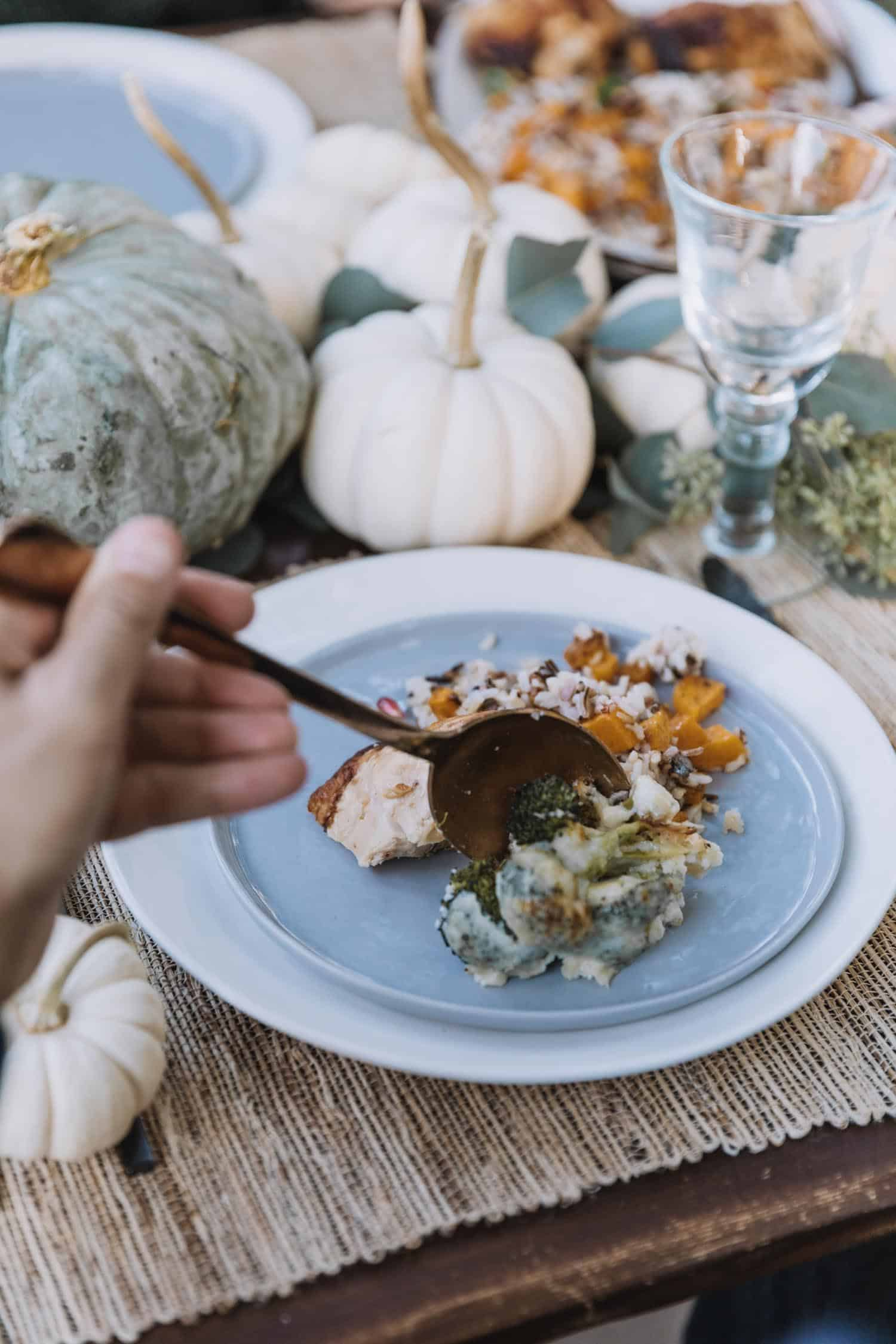 Thanksgiving Menu For Small Gatherings