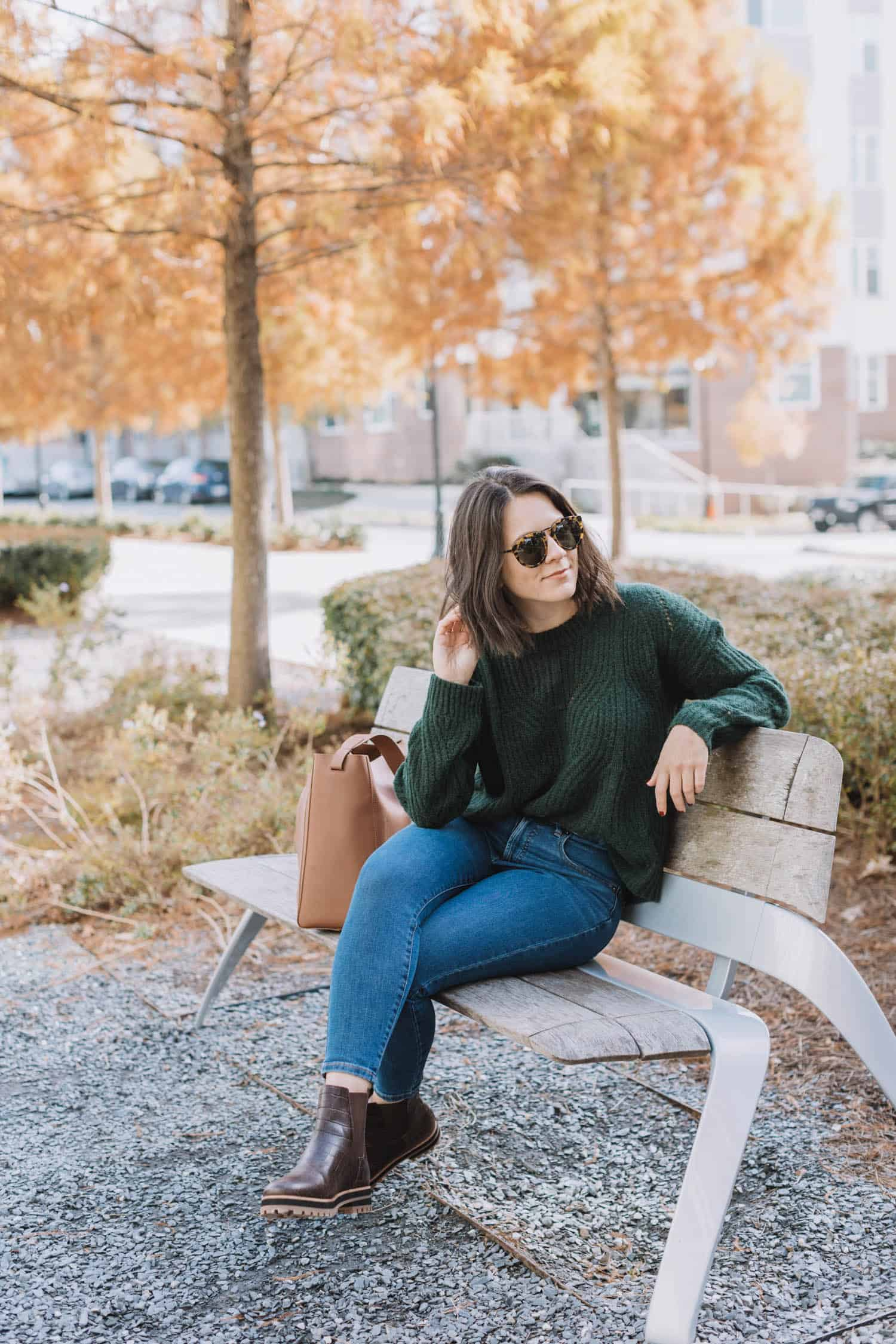 Charley pullover