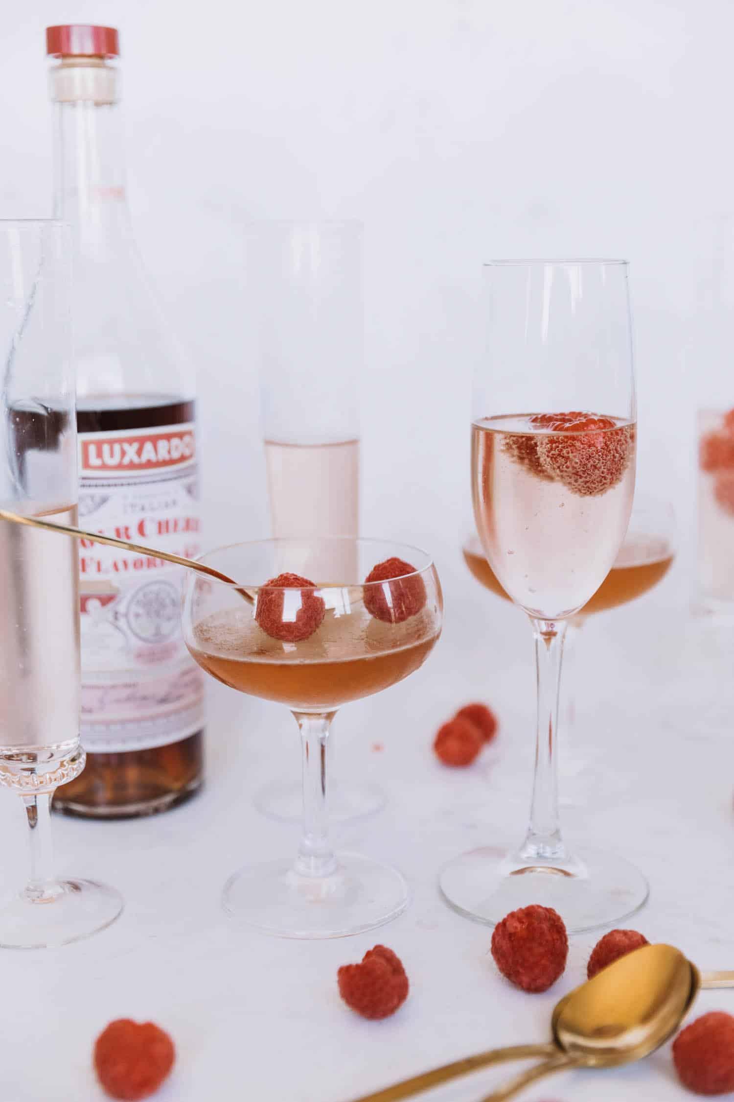 Rosé Jello Shots Recipe