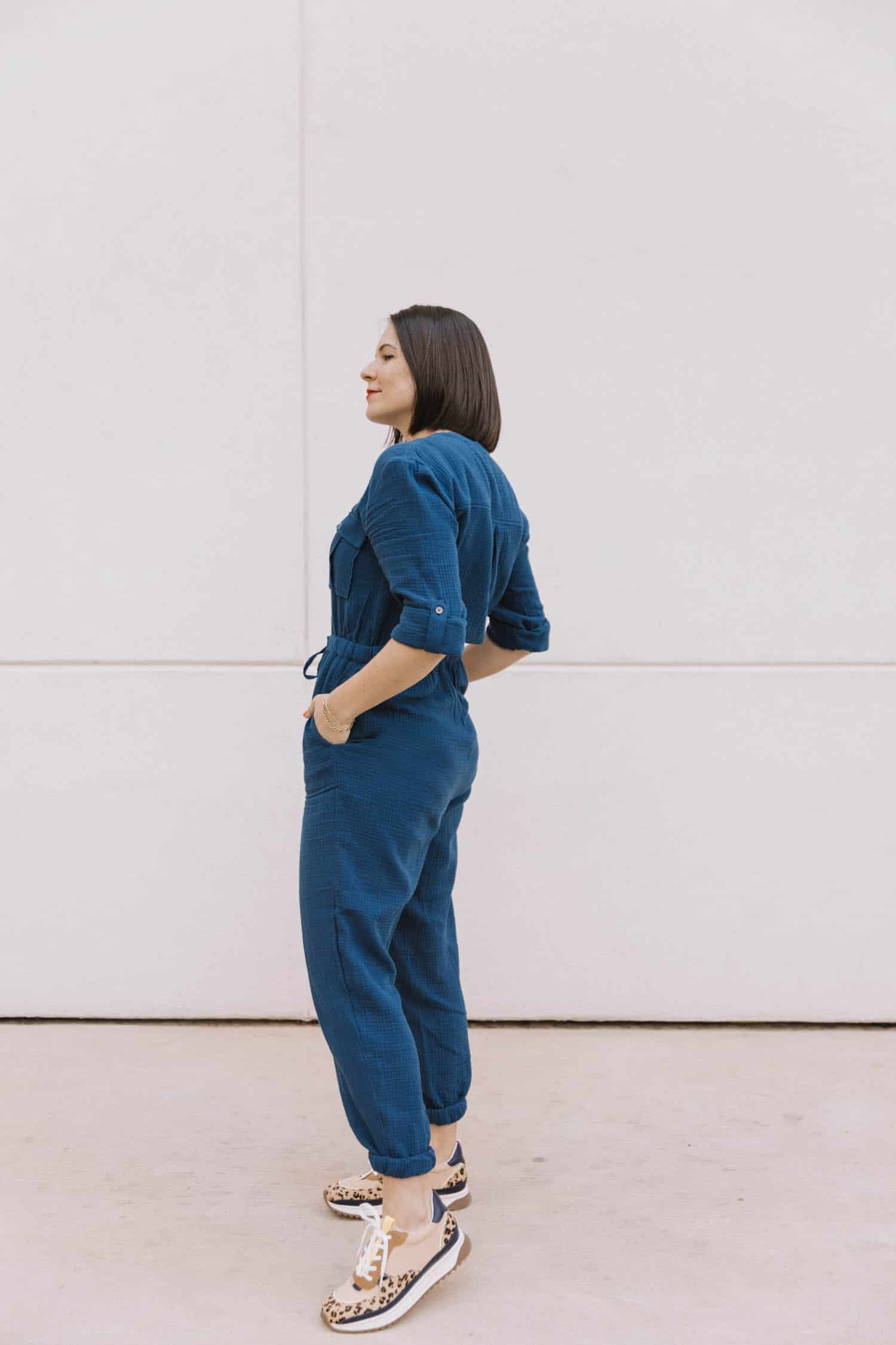 The Comfiest Jumpsuit For Spring