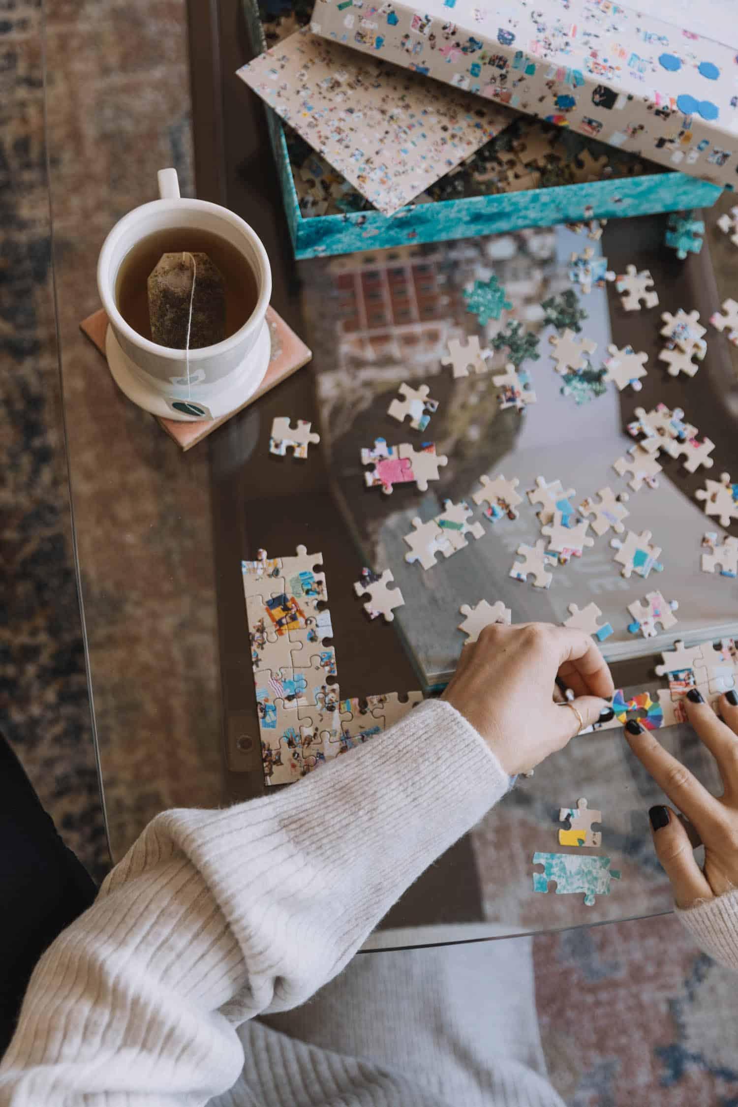 Gray Malin puzzles