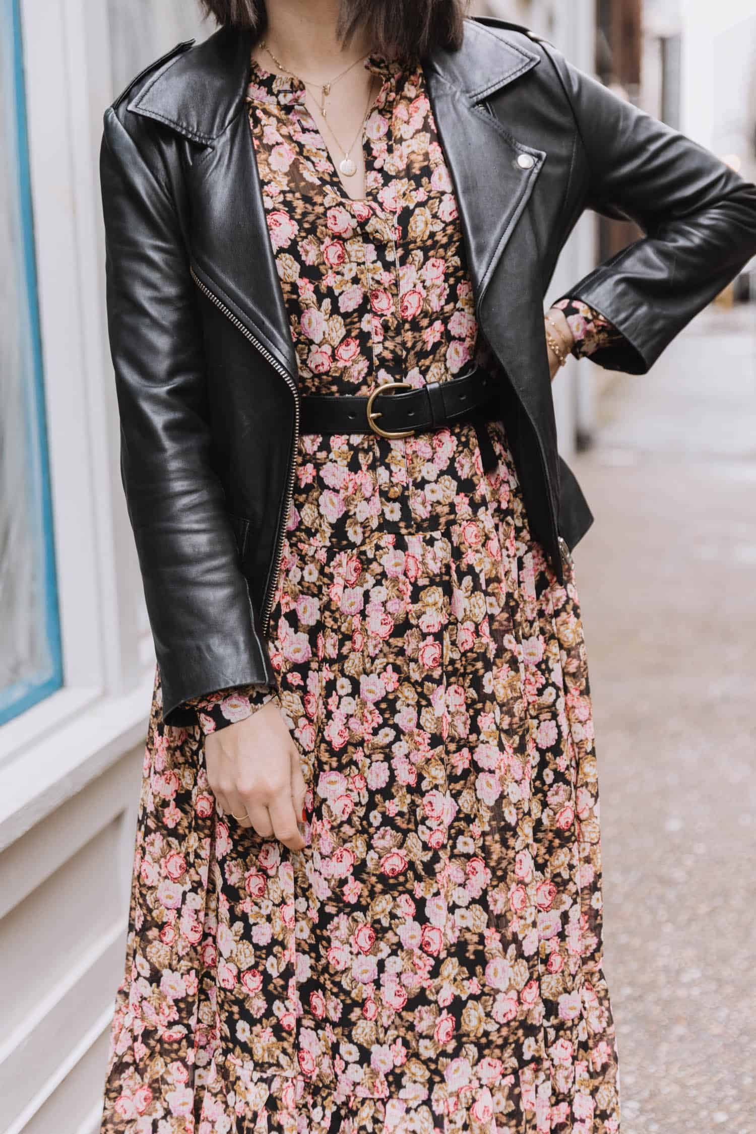 The Best Floral Dresses To Transition Into Spring With