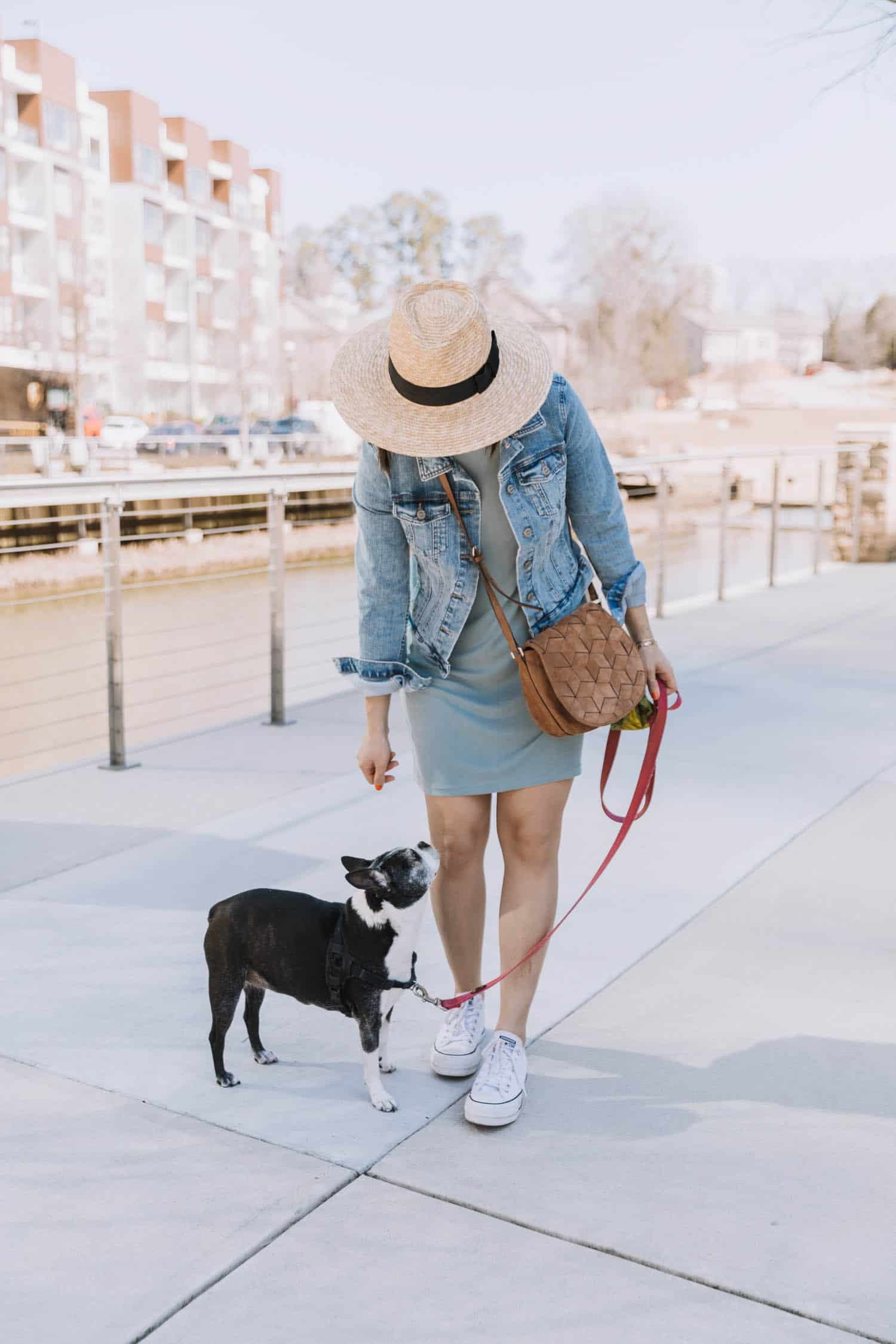 easy spring outfit idea