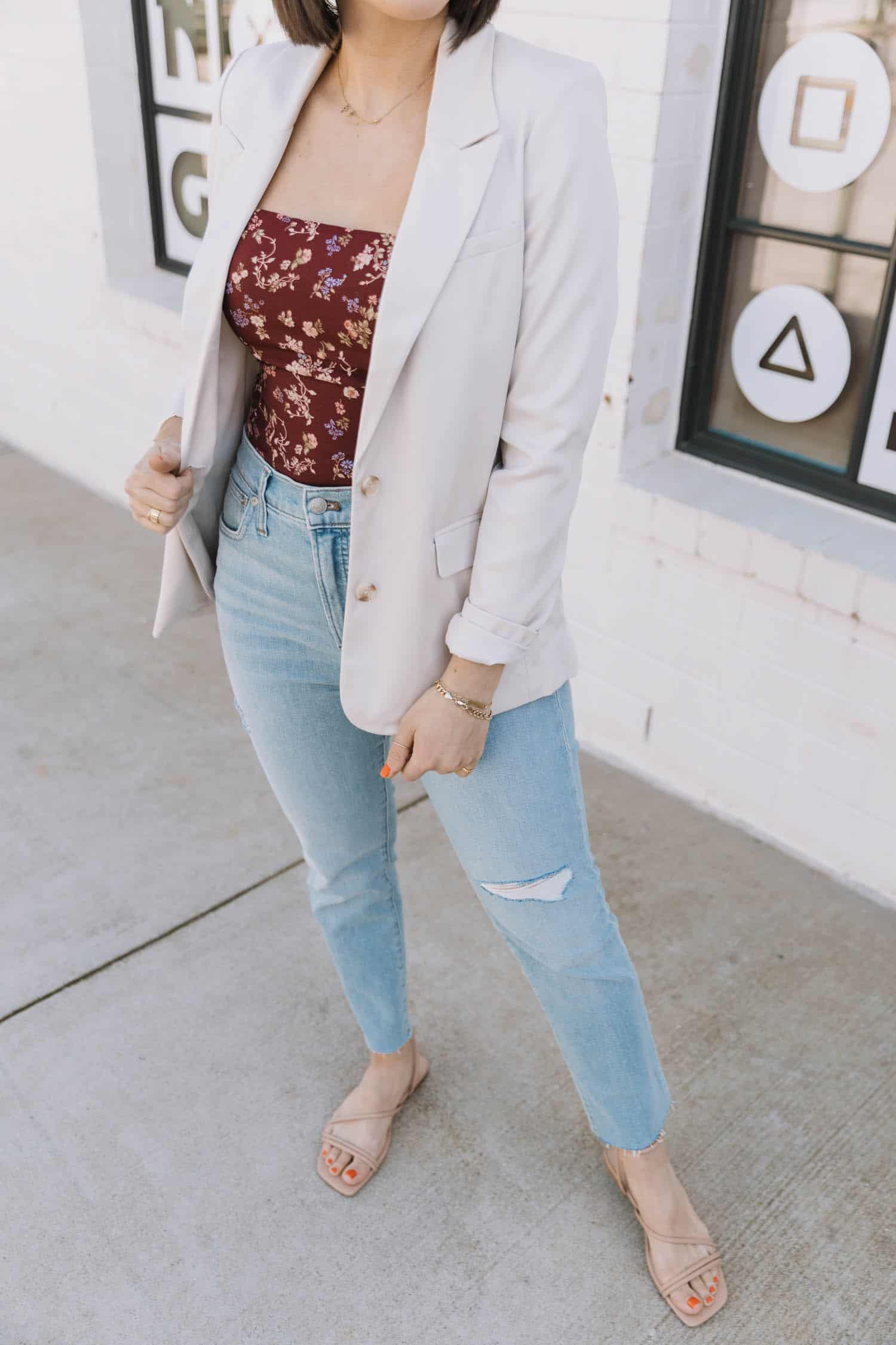 Abercrombie & Fitch blazer | Things That Stood The Test Of Time